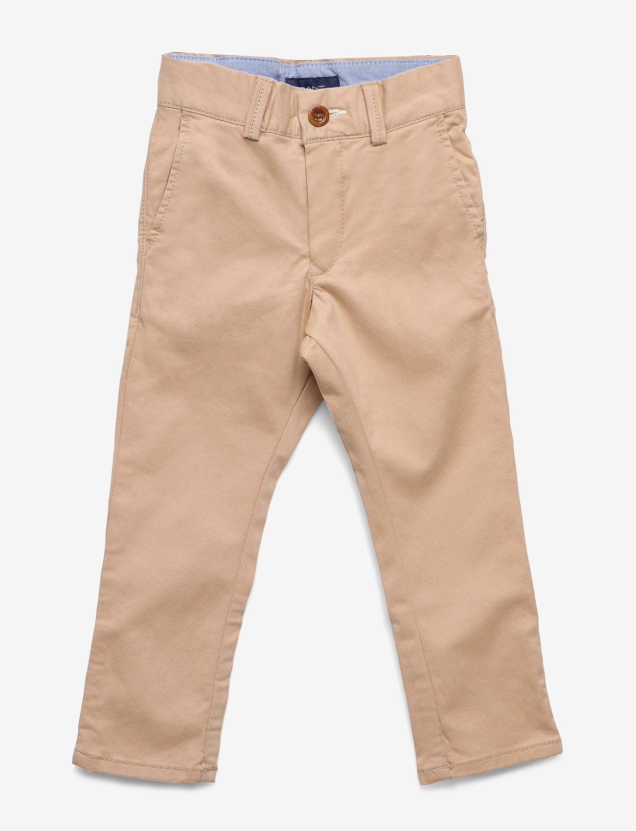 GANT - CHINO PANTS - trousers - dry sand - 0