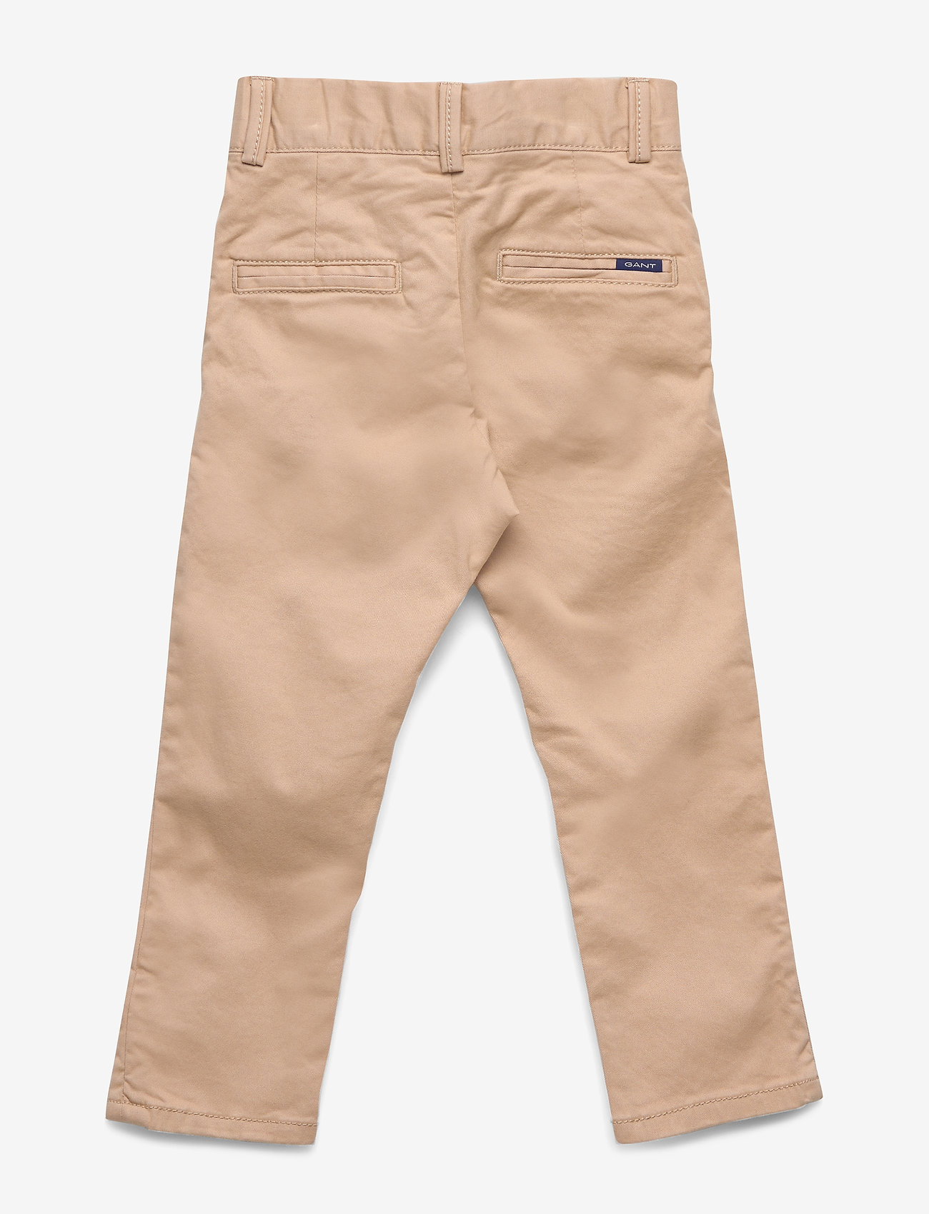 GANT - CHINO PANTS - trousers - dry sand - 1