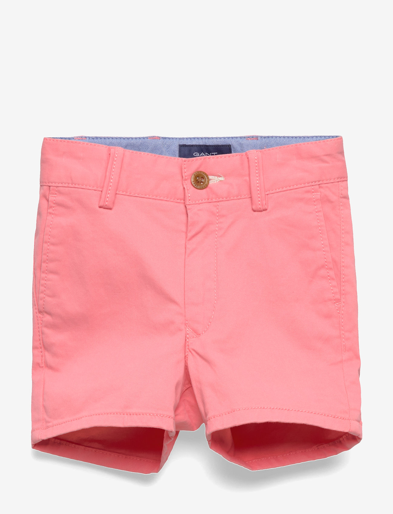 GANT - D2. CHINO SHORTS - shorts - strawberry pink - 0