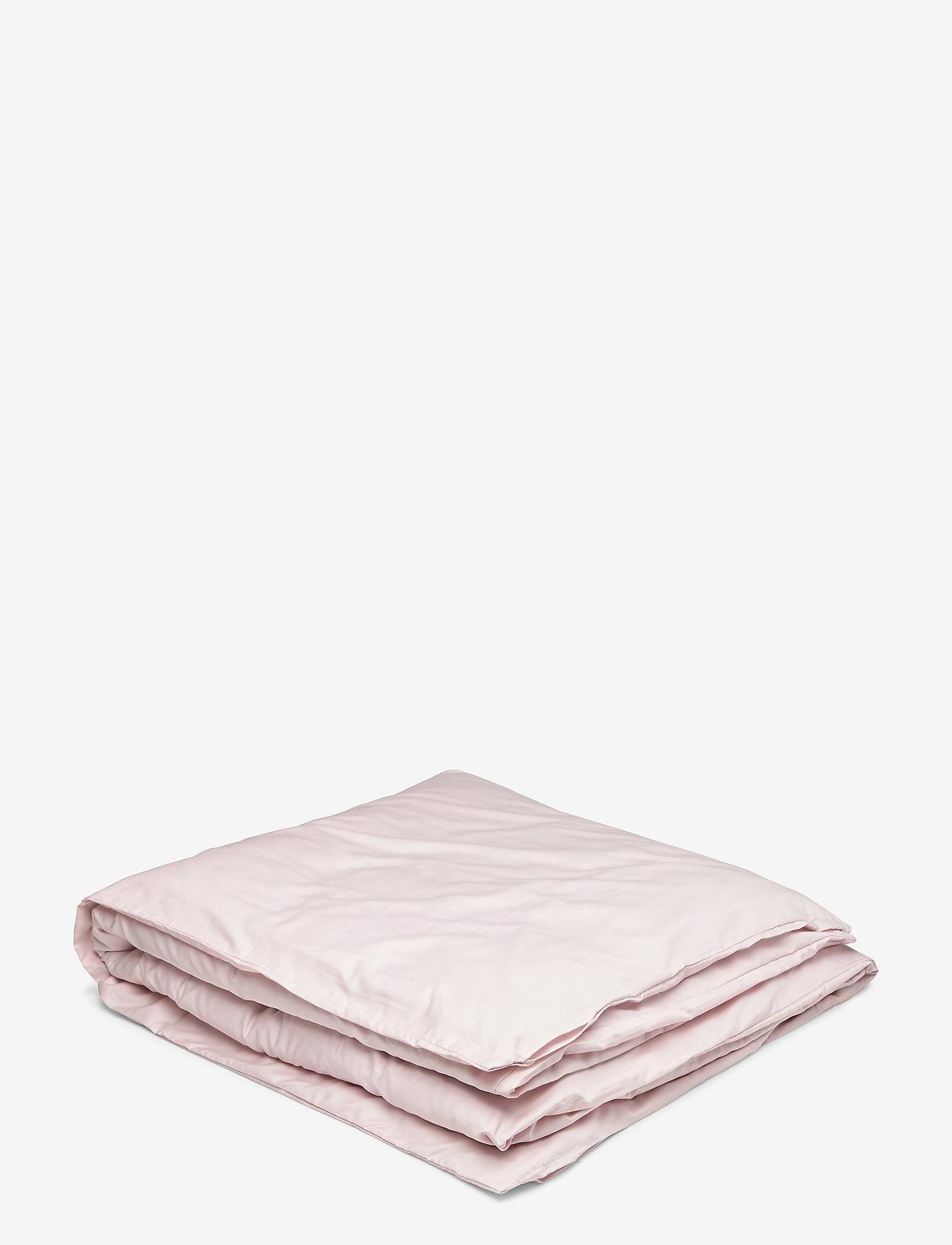 GANT - SATEEN DOUBLE DUVET - duvet covers - pink - 0