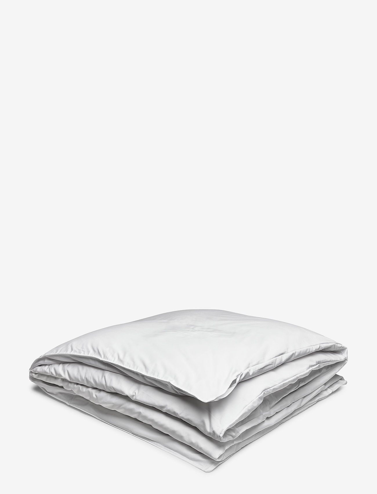 GANT - SATEEN DOUBLE DUVET - duvet covers - white - 0