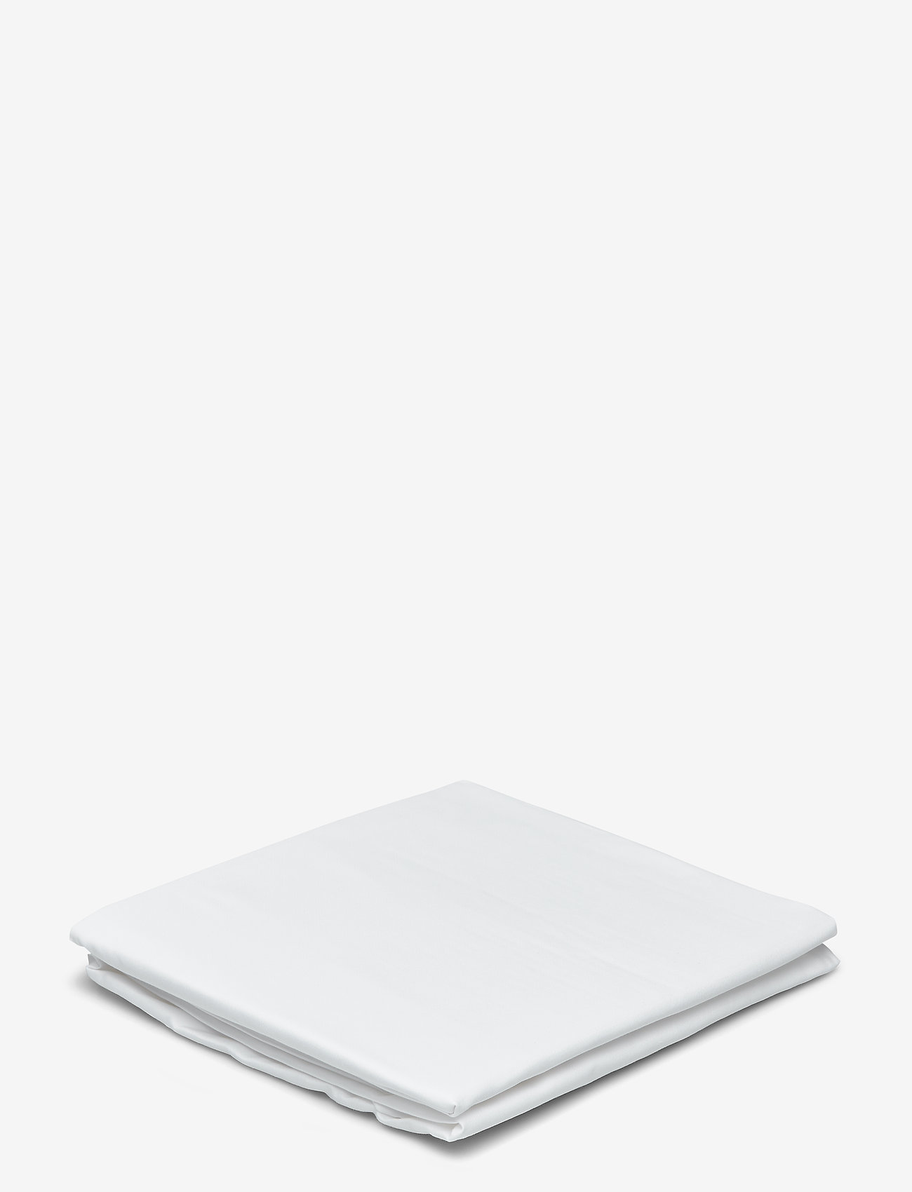 GANT - SATEEN SINGLE FITTED SHEET - lakanat - white - 0