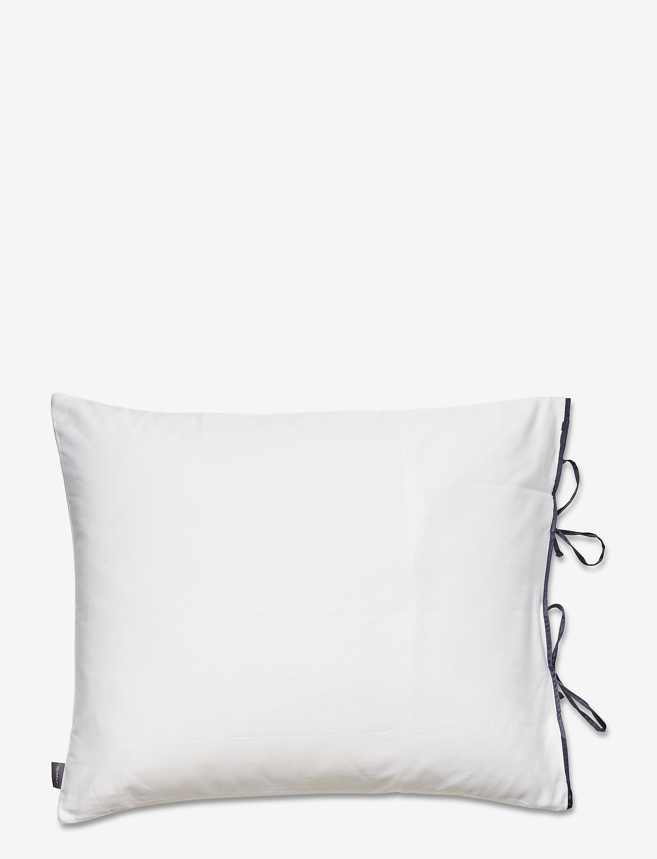 GANT - SATEEN RIBBON PILLOWCASE - pillowcases - sateen blue - 1