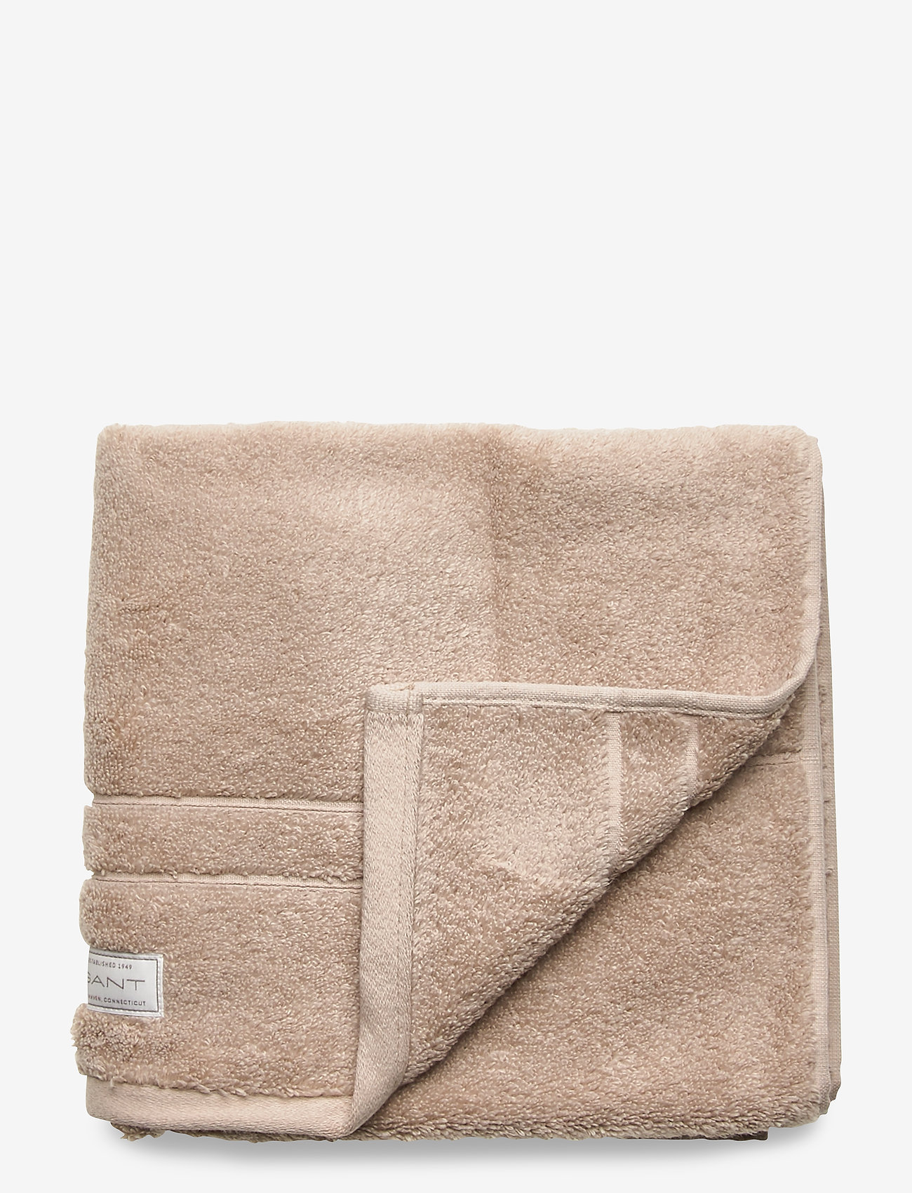 GANT - PREMIUM TOWEL 50X70 1-pack - hand towels & bath towels - dry sand - 0