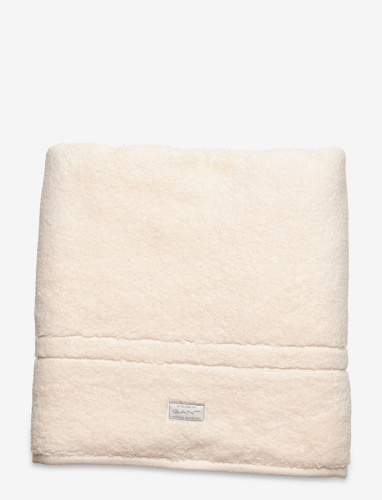 GANT - PREMIUM TOWEL 50X70 - pyyhkeet & kylpypyyhkeet - white - 0