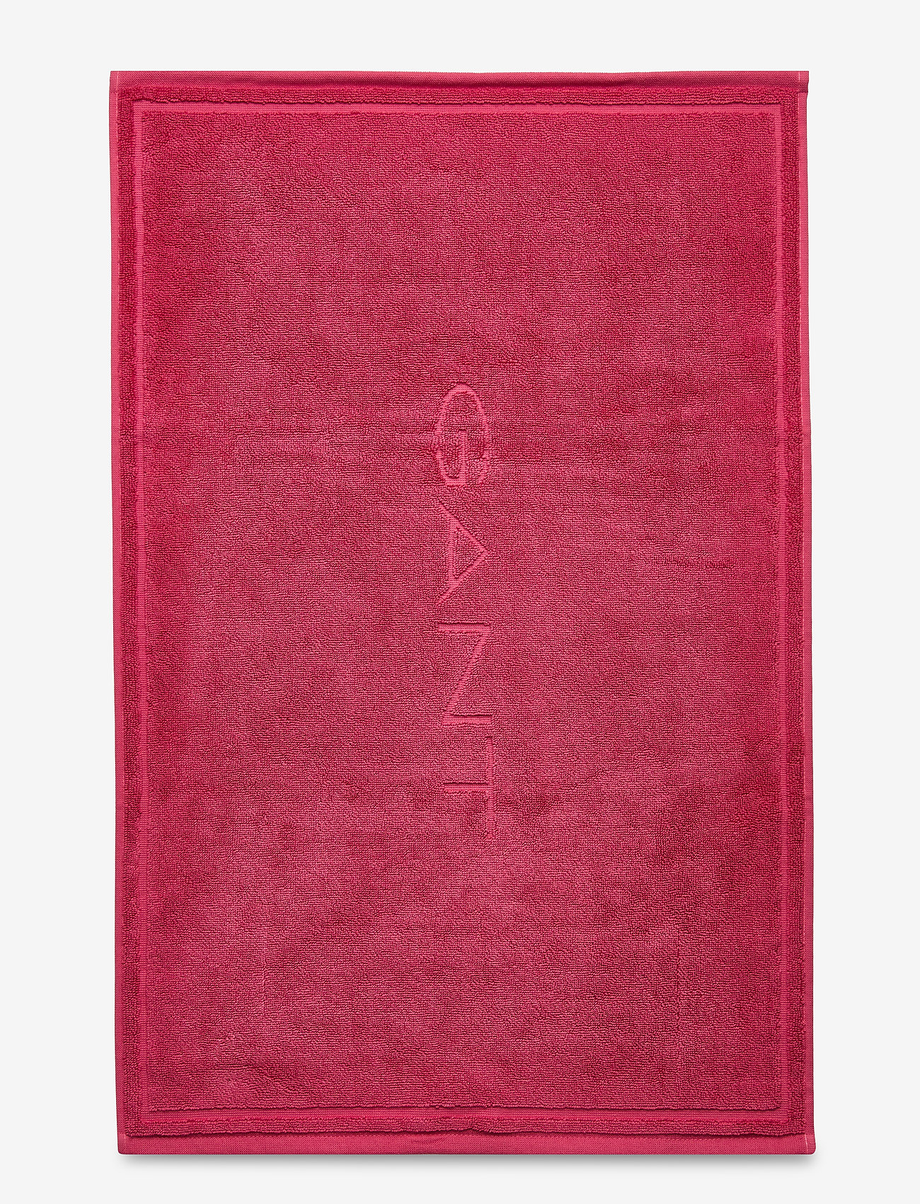 GANT - ORGANIC SHOWERMAT 50X80 - bath rugs - rapture rose - 1