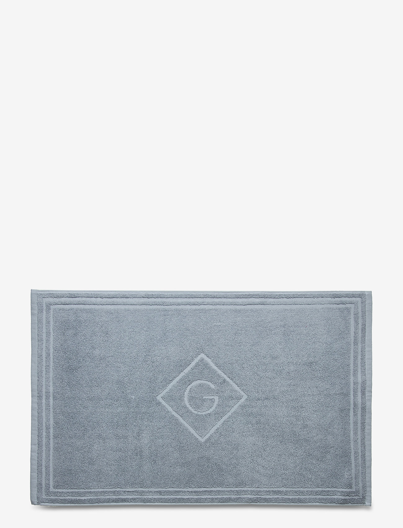 GANT - G SHOWER MAT 50X80 - hand towels & bath towels - waves - 0