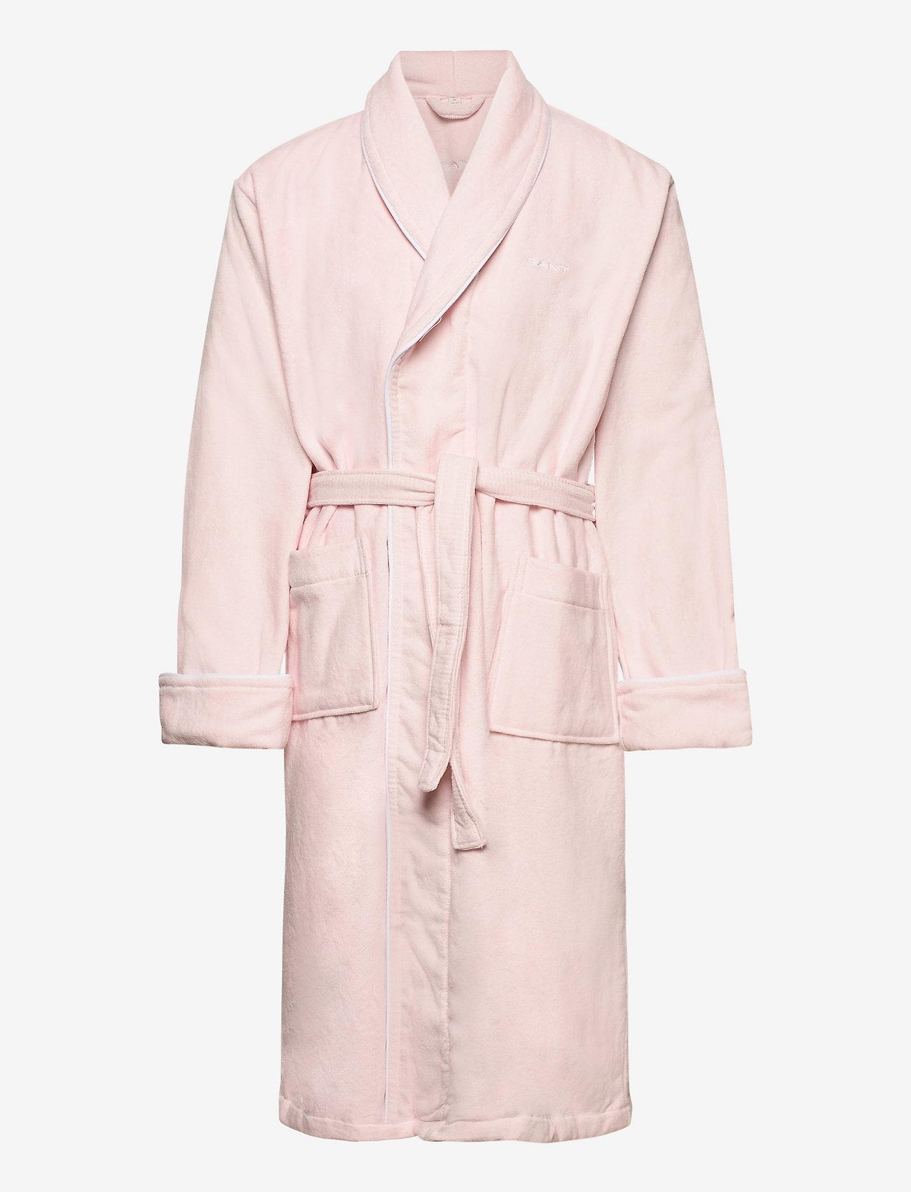 GANT - ORGANIC PREMIUM  ROBE - kleding - nantucket pink - 0