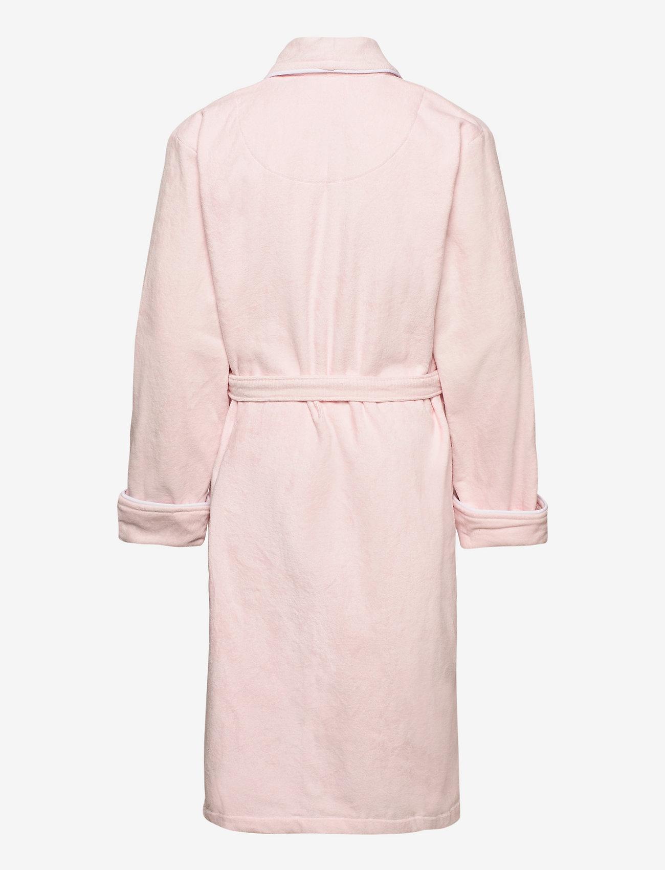 GANT - ORGANIC PREMIUM  ROBE - kleding - nantucket pink - 1