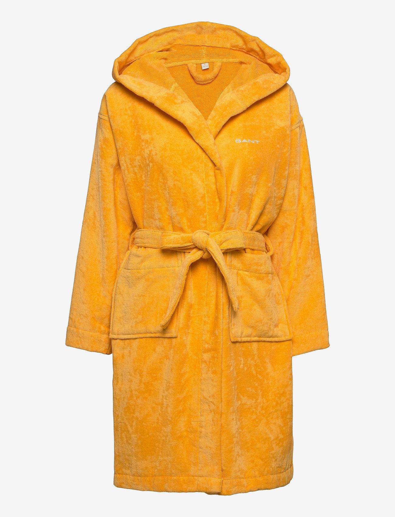 GANT - VACAY ROBE - sous-vêtements - mandarin orange - 0