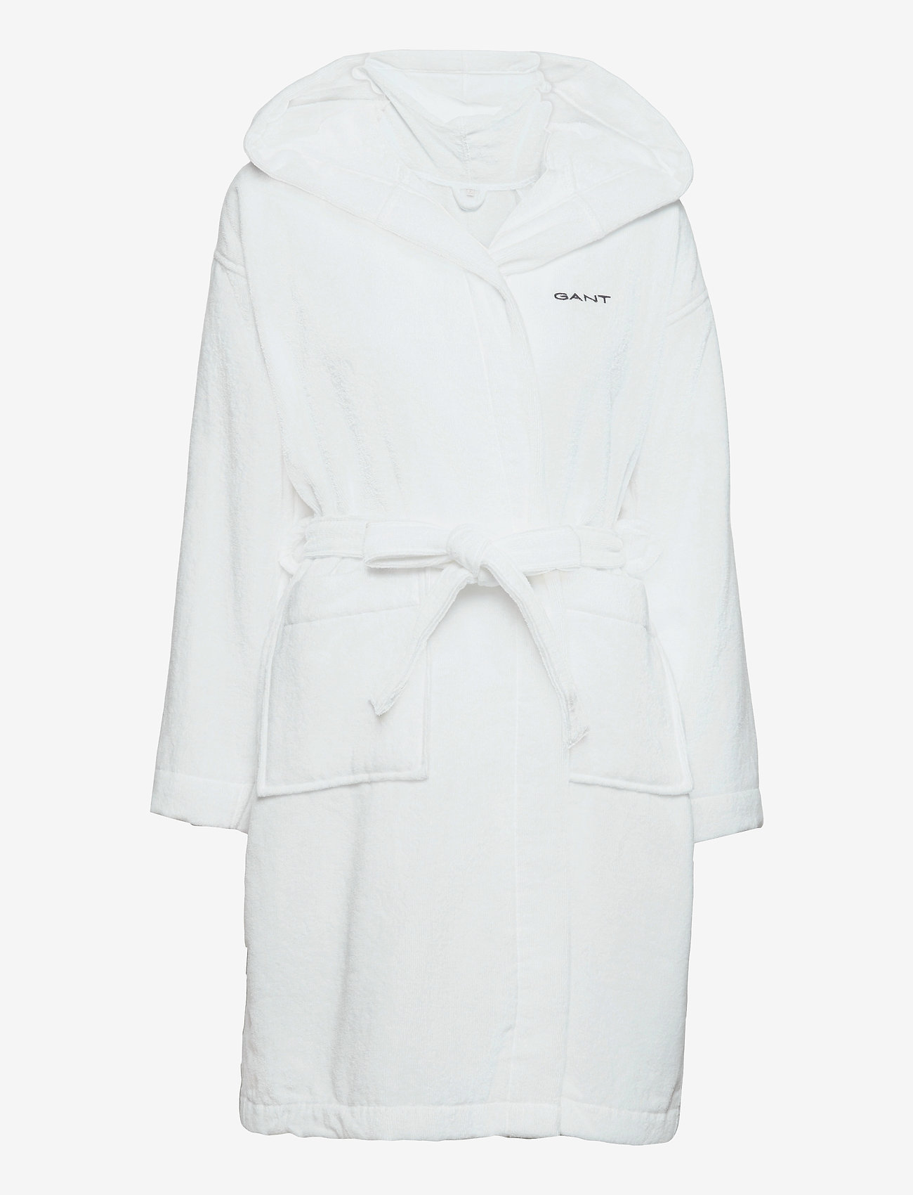 GANT - VACAY ROBE - underwear - white - 0
