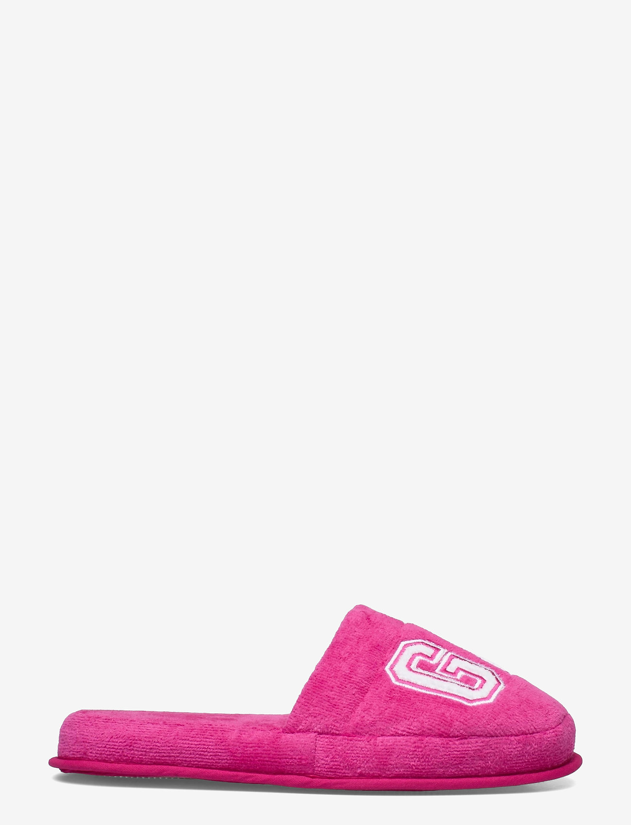 GANT - VACAY SLIPPERS - odzież - cabaret pink - 0