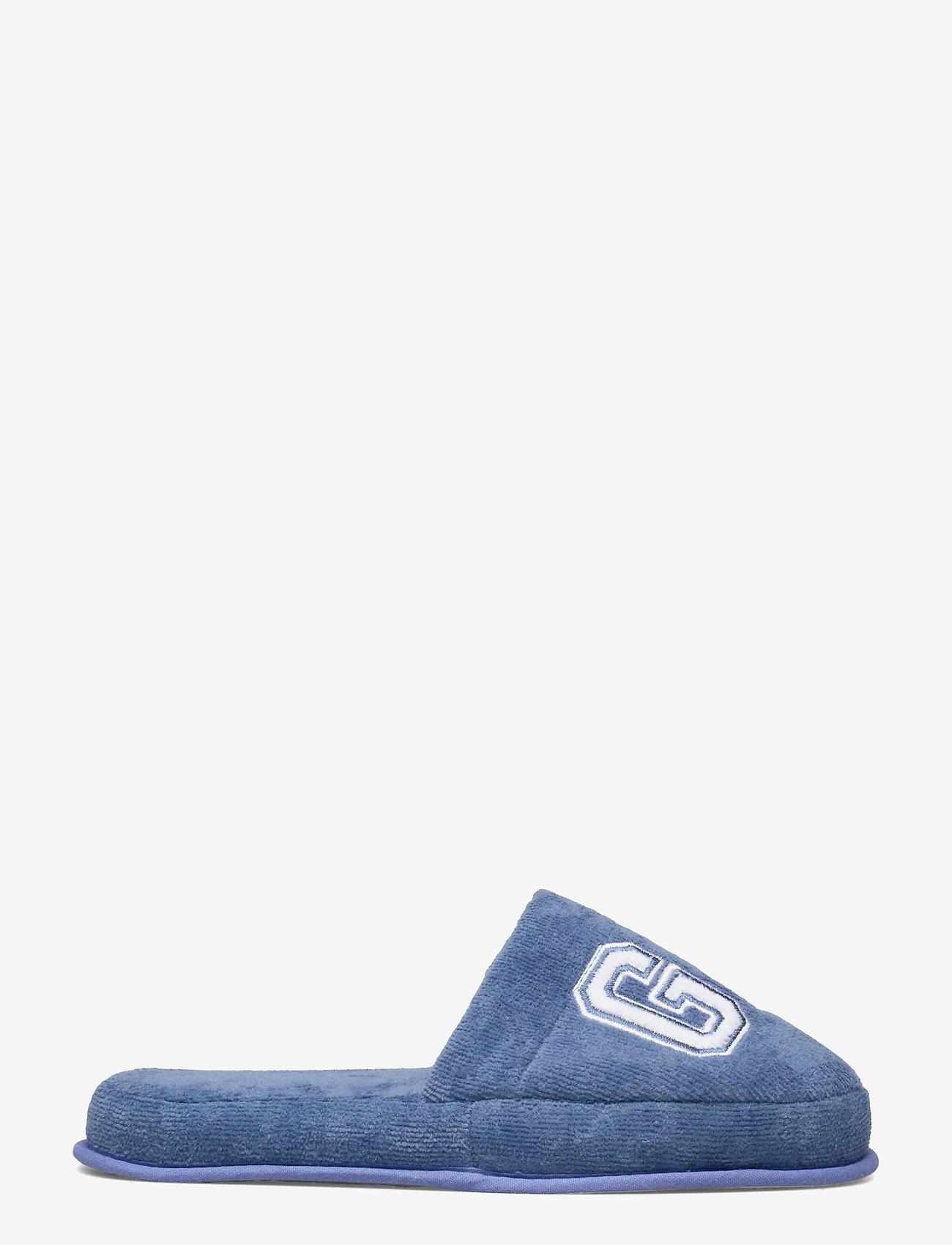 GANT - VACAY SLIPPERS - odzież - moonlight blue - 1