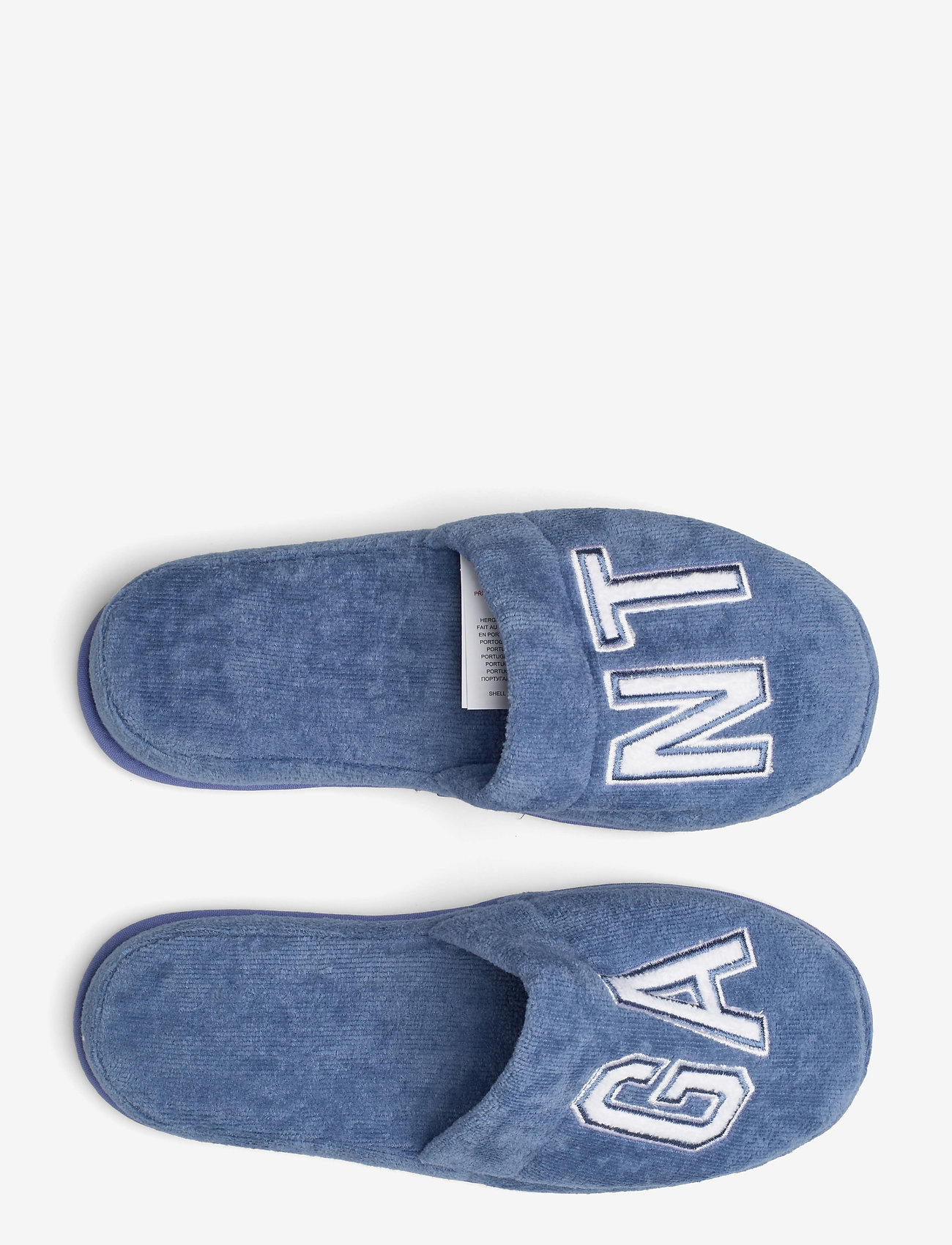 GANT - VACAY SLIPPERS - odzież - moonlight blue - 3