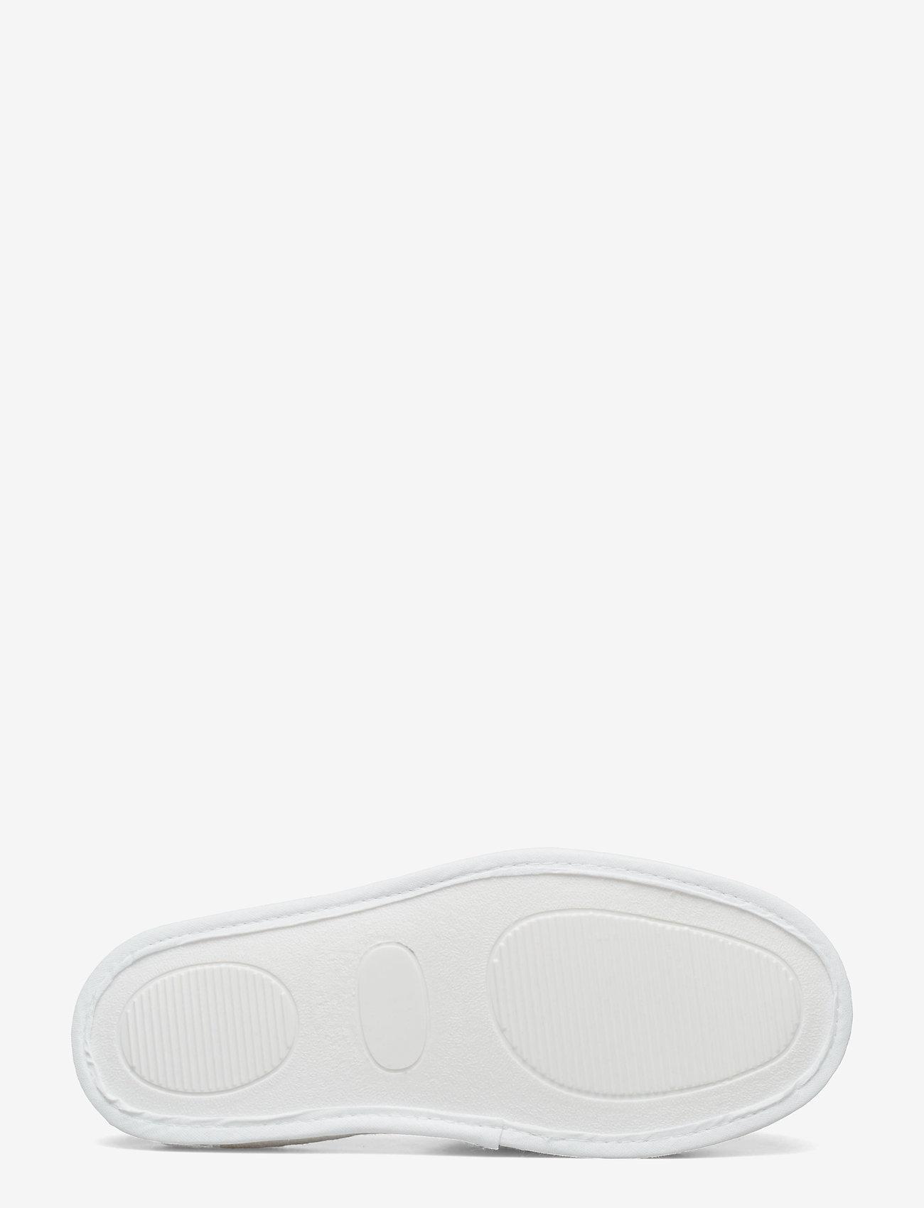 GANT - VACAY SLIPPERS - odzież - white - 4