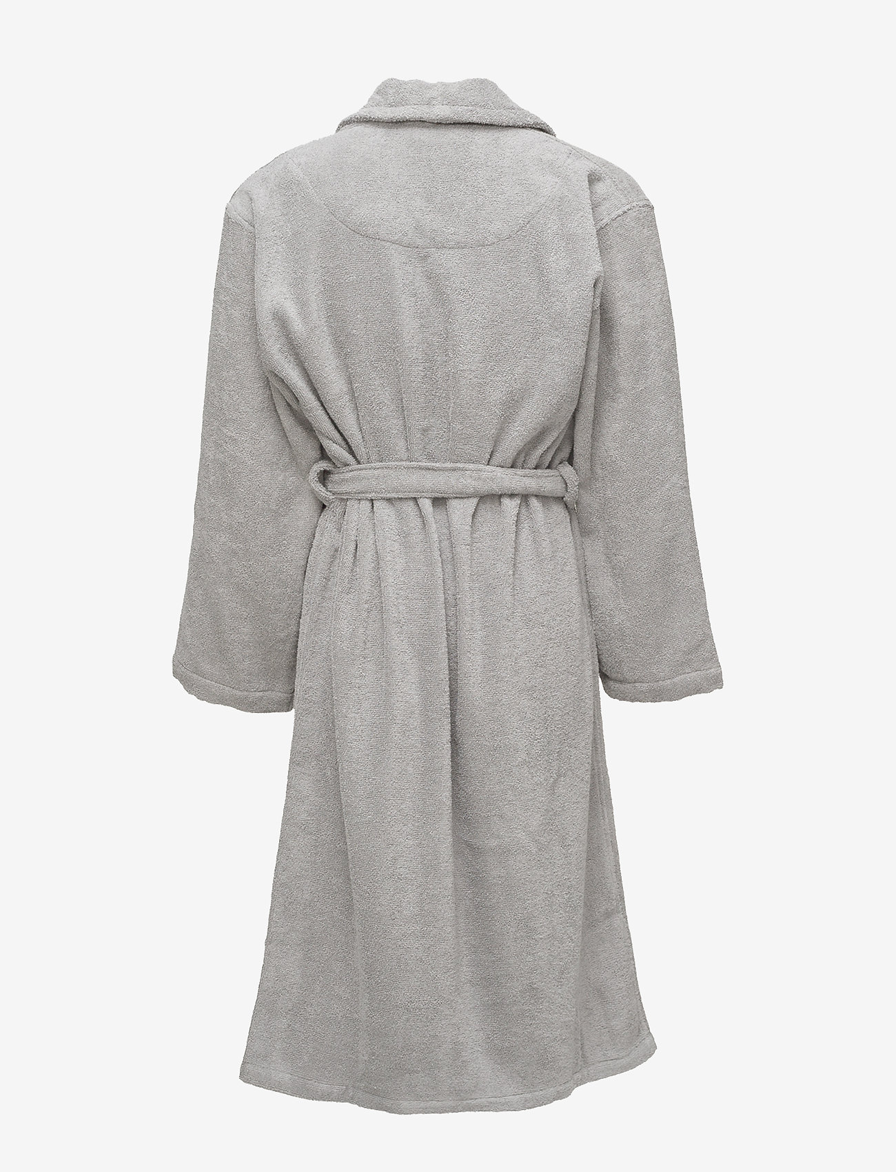 Gant Terry Robe - Sov- & Loungeplagg Grey