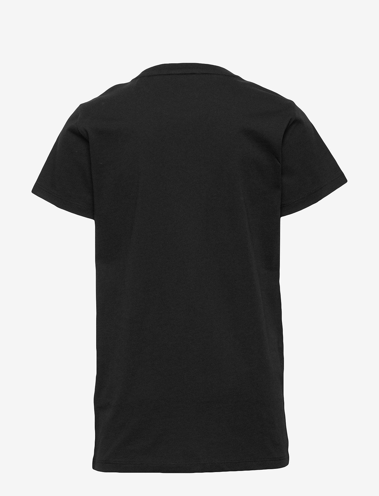 Gant - GANT LOCK-UP SS T-SHIRT - short-sleeved - black