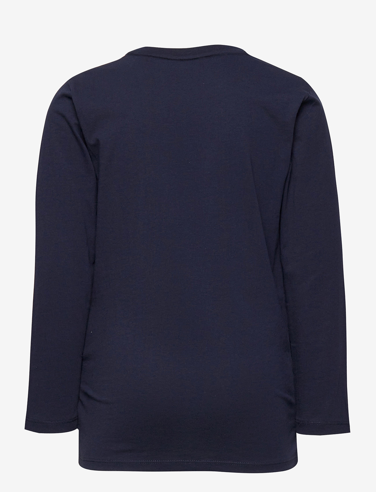 GANT - GANT LOCK-UP LS T-SHIRT - long-sleeved t-shirts - evening blue - 1