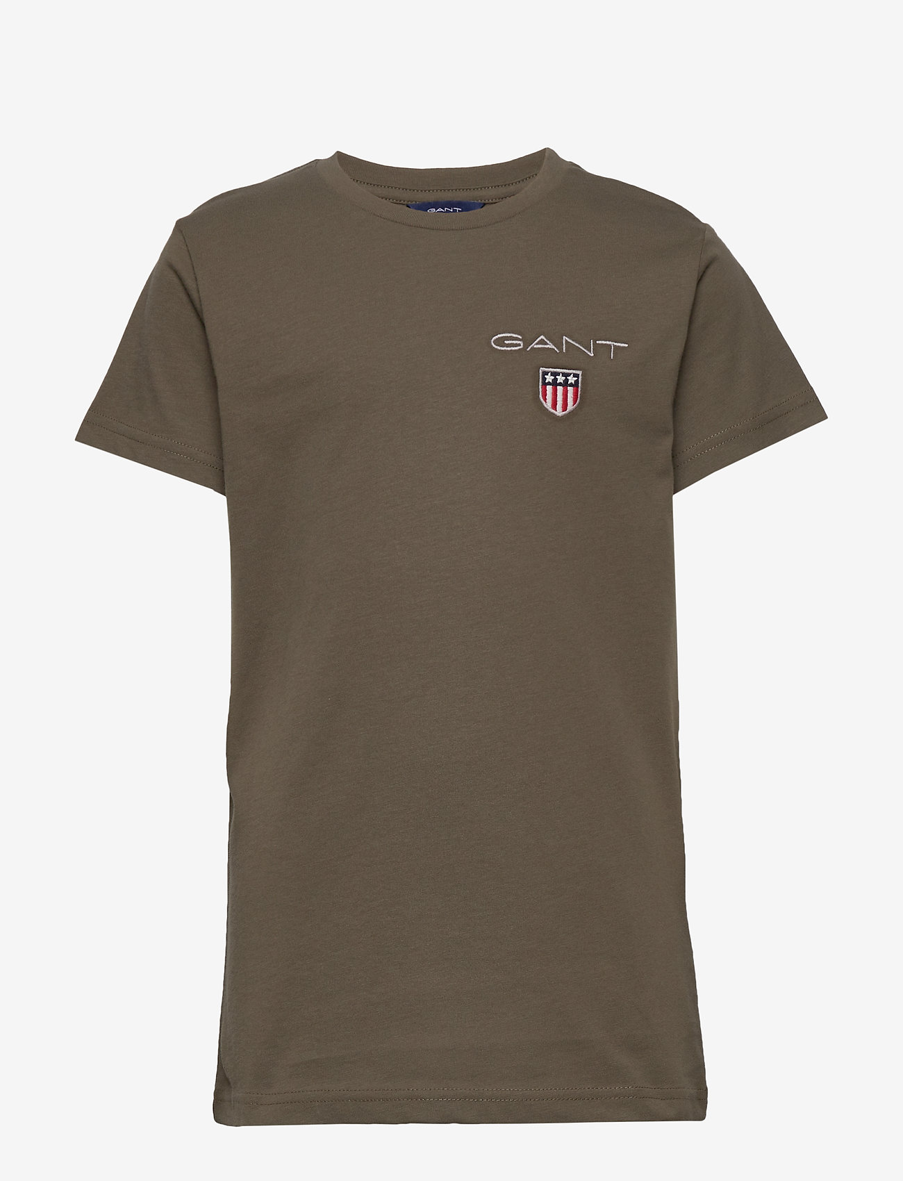 GANT - D1. MEDIUM SHIELD SS T-SHIRT - kurzärmelige - sea turtle - 0
