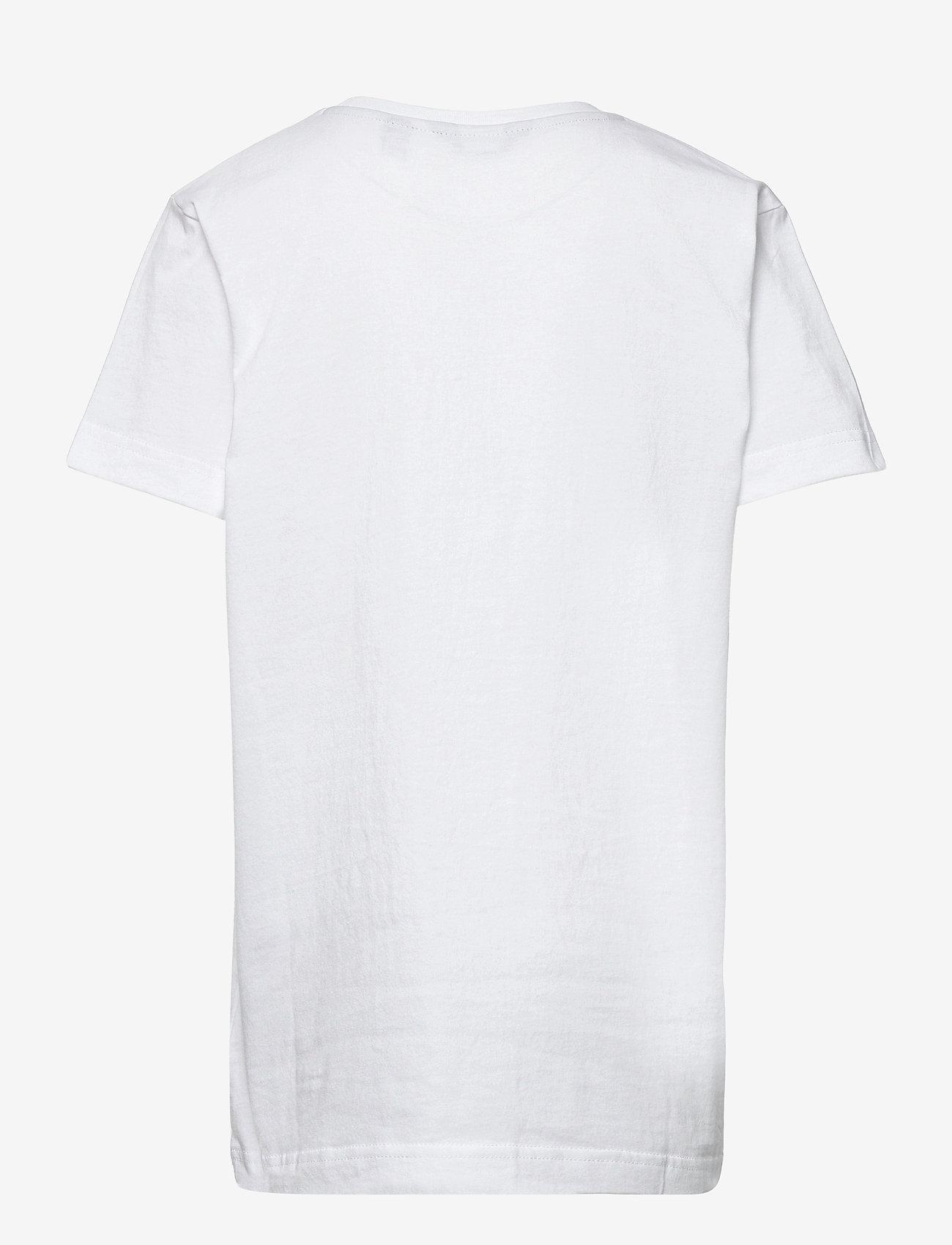 GANT - ARCHIVE SHIELD SS T-SHIRT - short-sleeved - white - 1