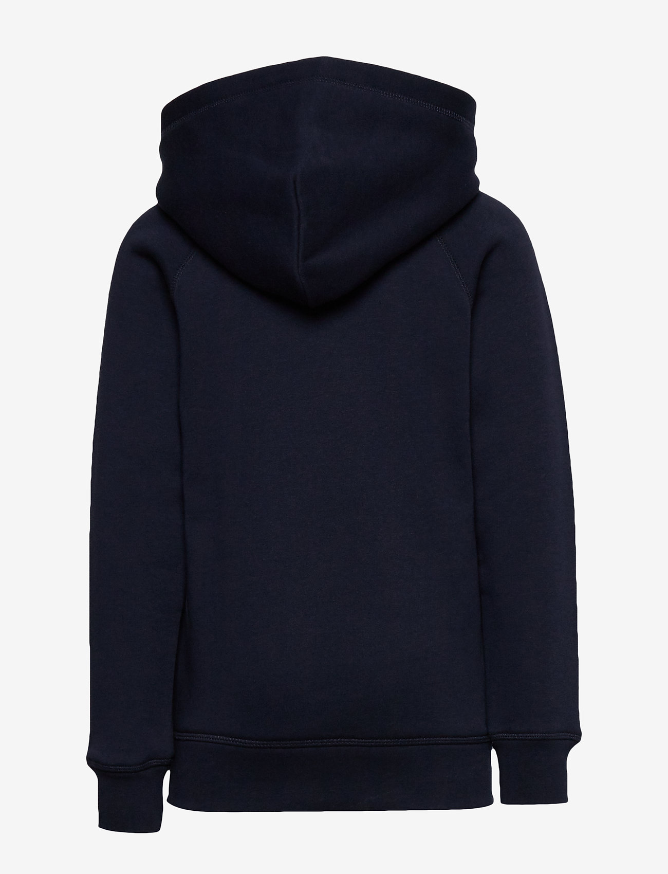 GANT - GANT SHIELD HOODIE - hættetrøjer - evening blue - 1