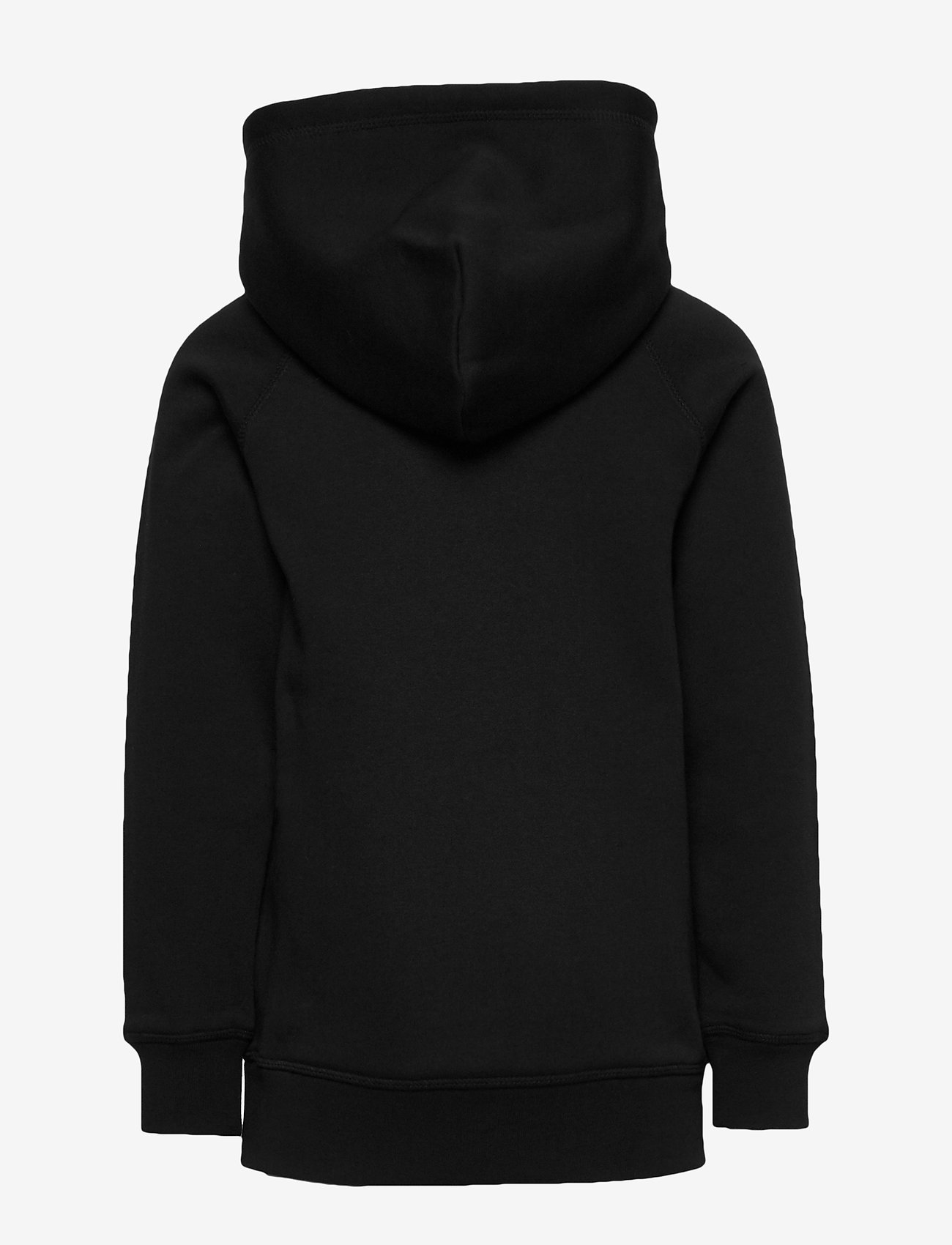 GANT - GANT LOCK-UP SWEAT HOODIE - hoodies - black - 1