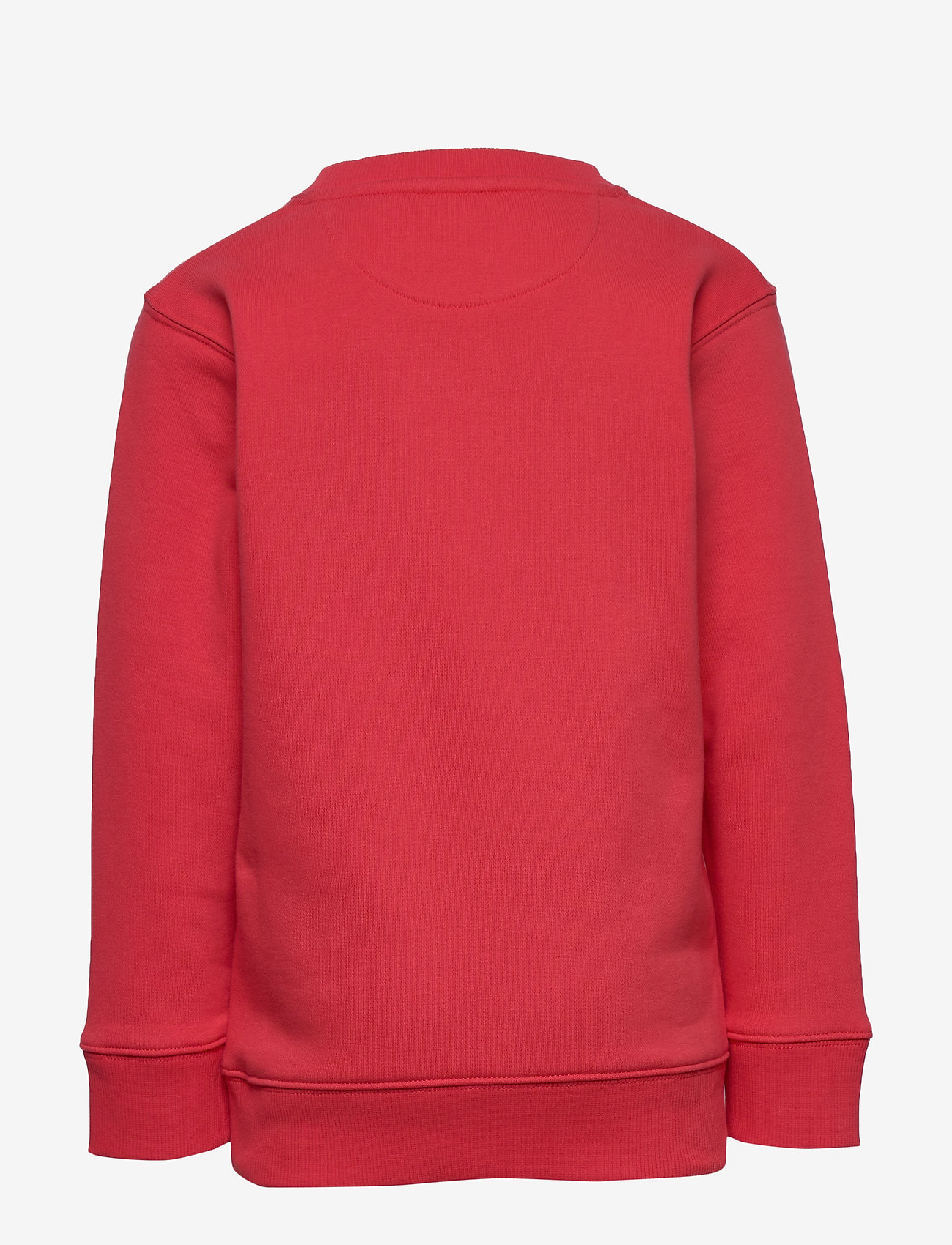 GANT - D1. MEDIUM SHIELD SWEAT C-NECK - sweatshirts - atomic orange - 1