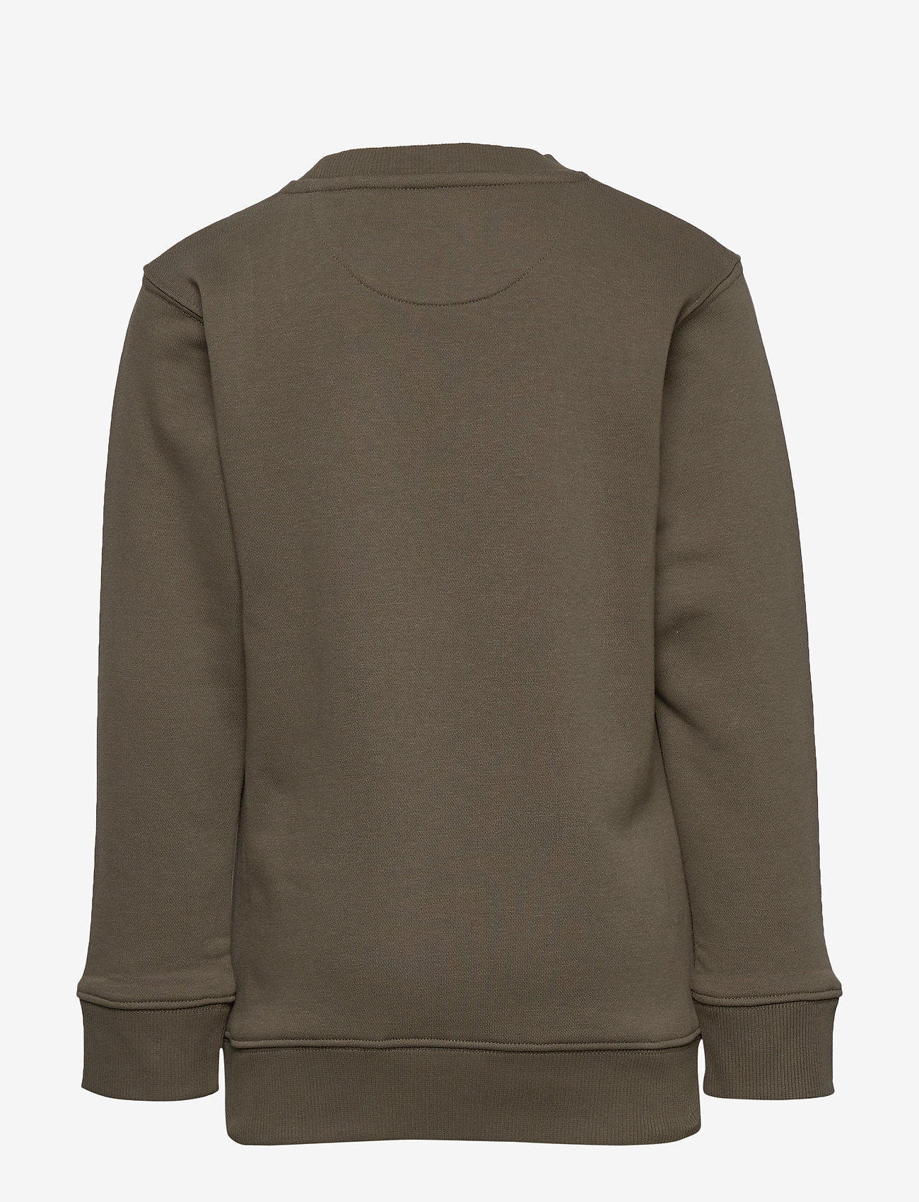 GANT - D1. MEDIUM SHIELD SWEAT C-NECK - sweatshirts - sea turtle - 1