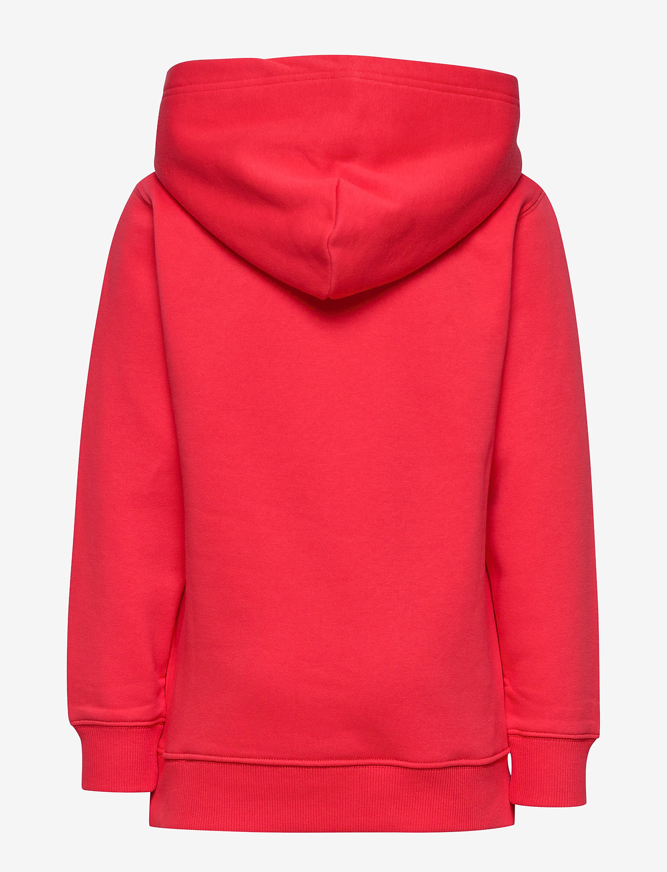 GANT - D1. MEDIUM SHIELD SWEAT HOODIE - hoodies - atomic orange - 1