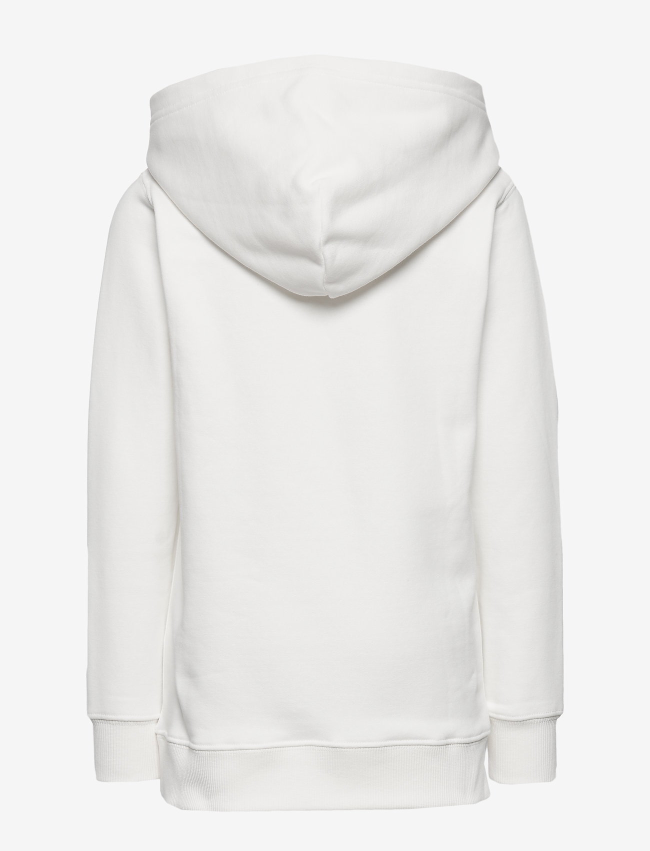 GANT - D1. MEDIUM SHIELD SWEAT HOODIE - hoodies - eggshell - 1