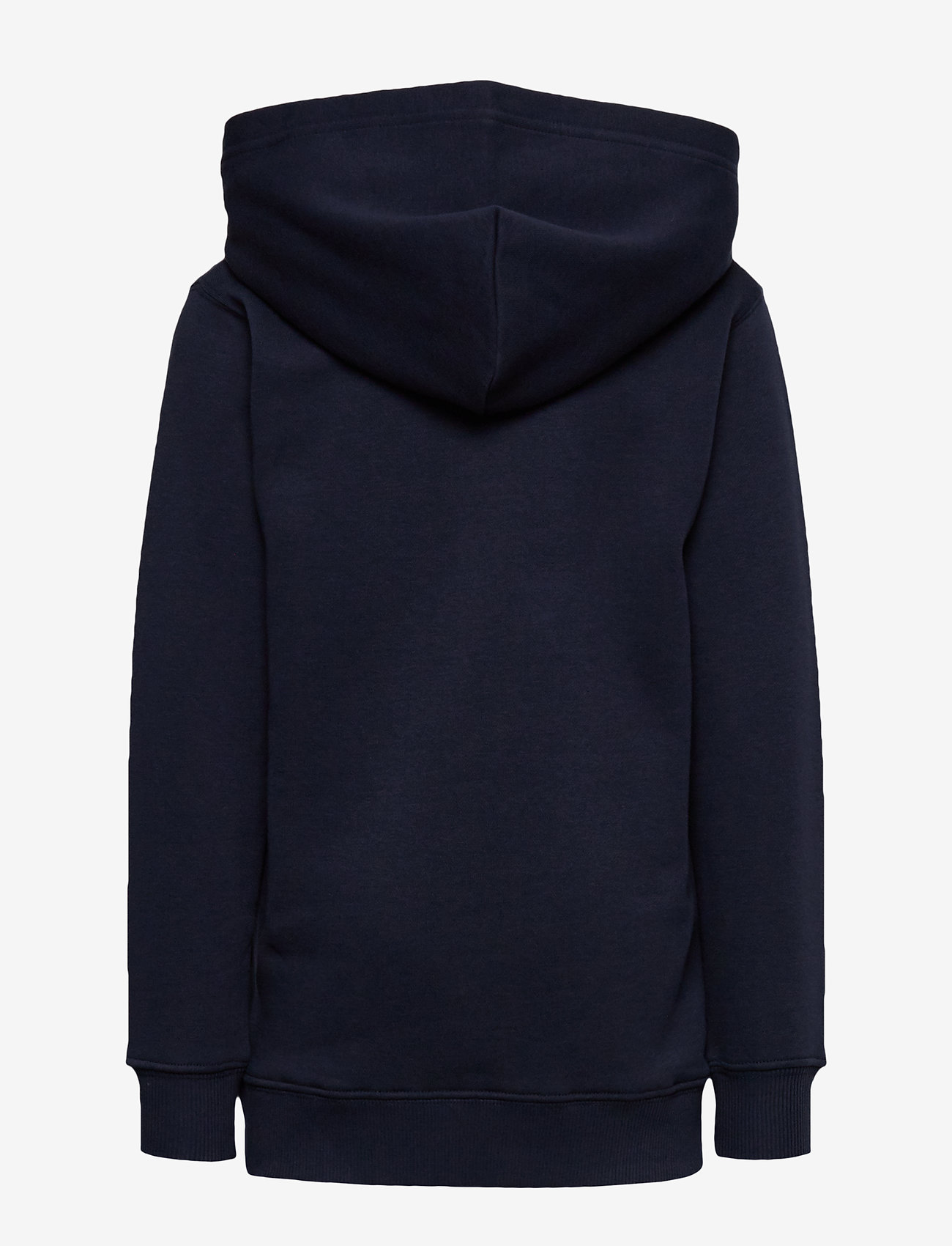 GANT - D1. MEDIUM SHIELD SWEAT HOODIE - hoodies - evening blue - 1