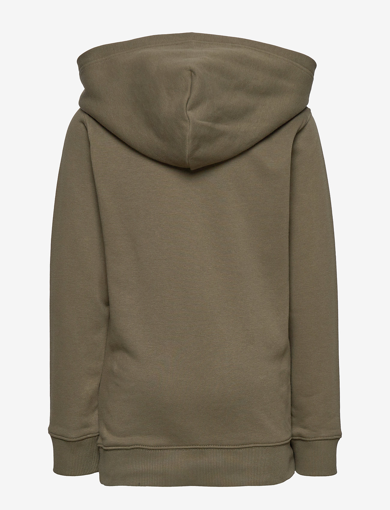 GANT - D1. MEDIUM SHIELD SWEAT HOODIE - hættetrøjer - sea turtle - 1
