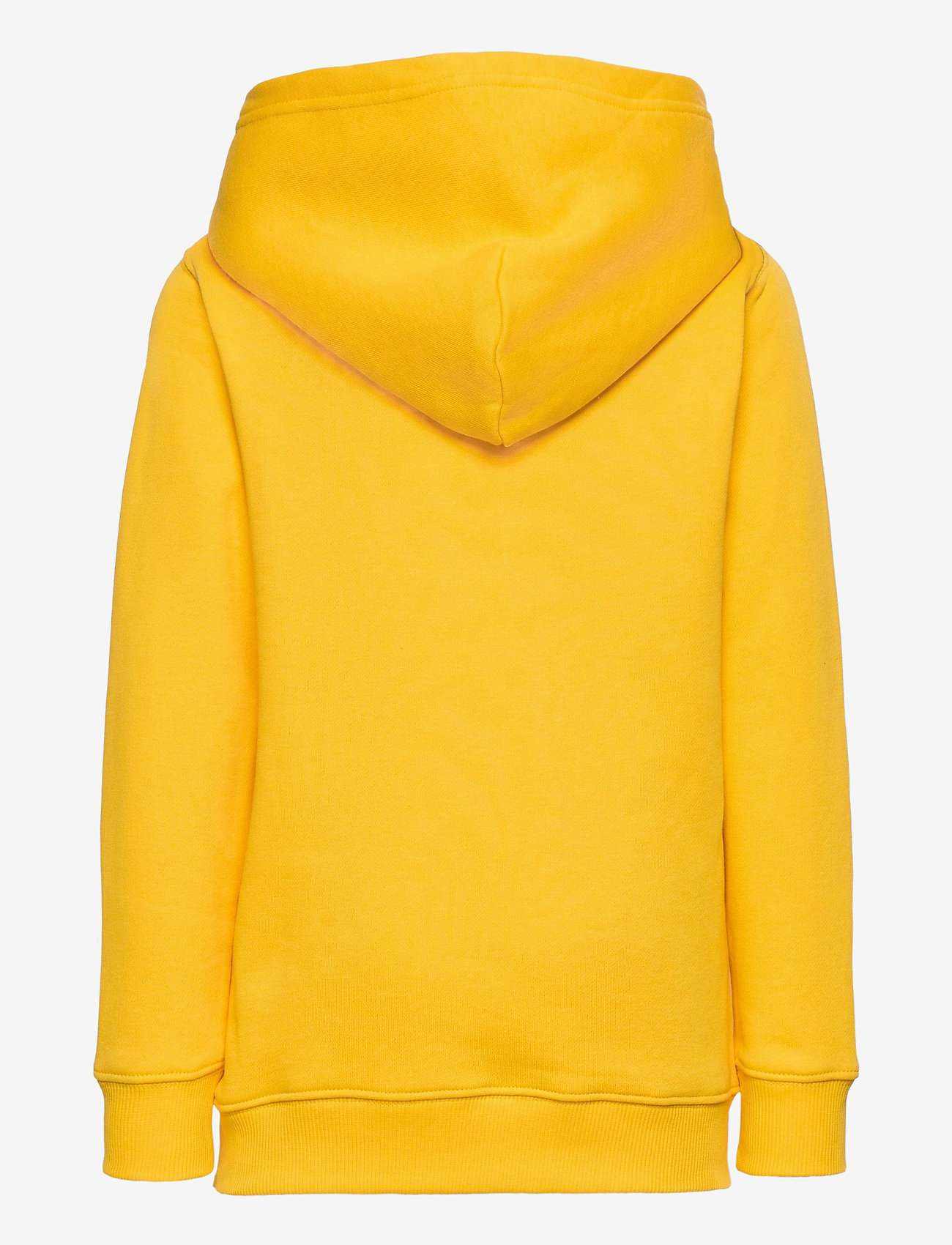 GANT - D1. MEDIUM SHIELD SWEAT HOODIE - hoodies - solar power yellow - 1