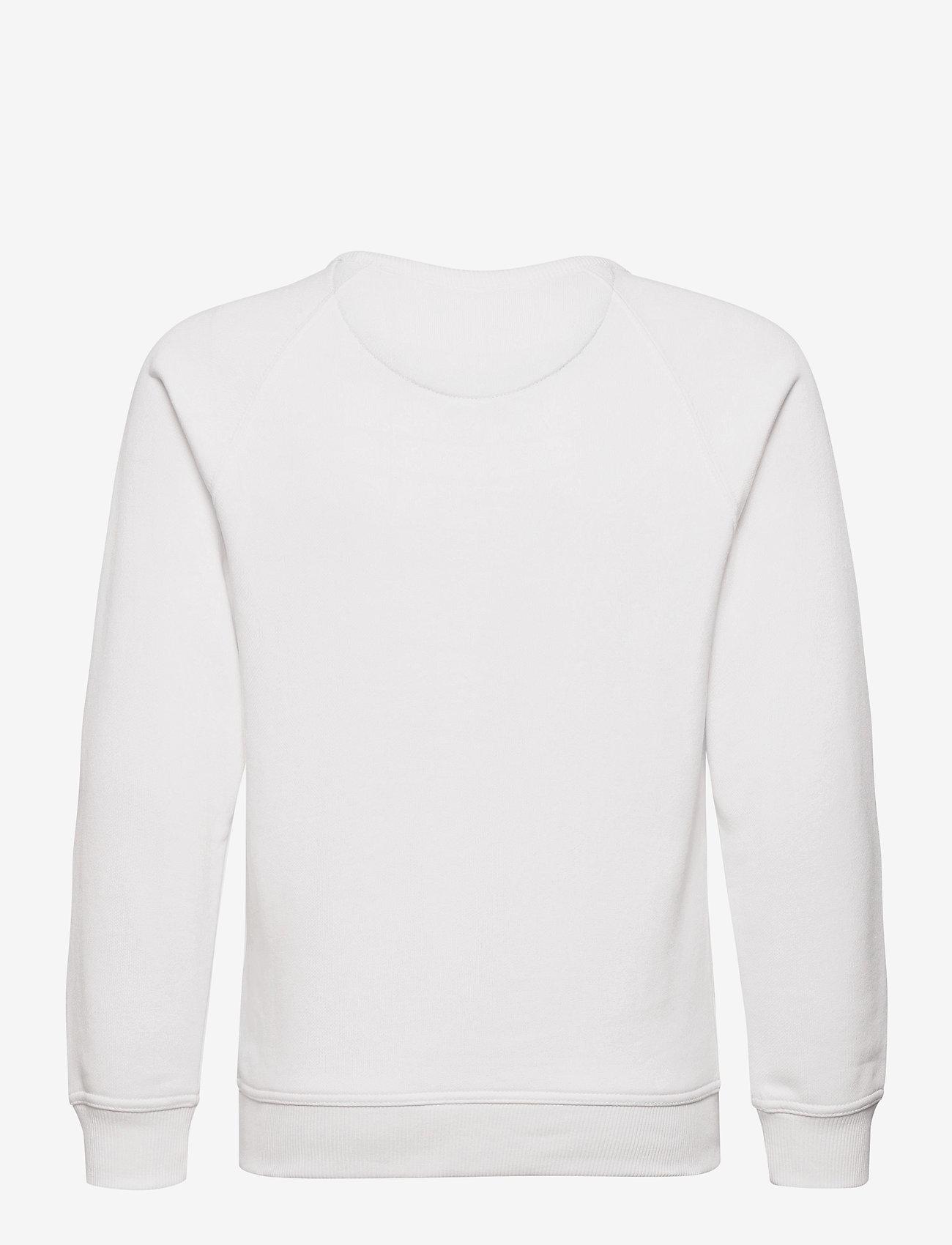 GANT - ARCHIVE SHIELD C-NECK SWEAT - sweatshirts - eggshell - 1