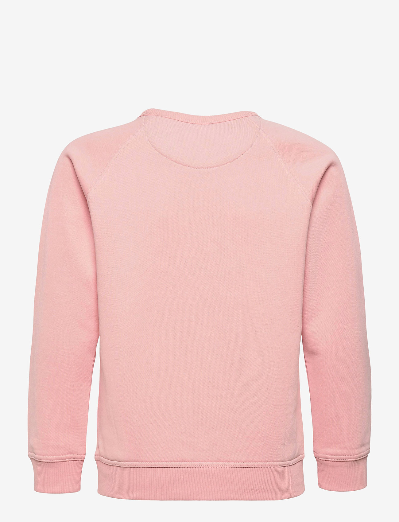 GANT - ARCHIVE SHIELD C-NECK SWEAT - sweatshirts - quartz pink - 1