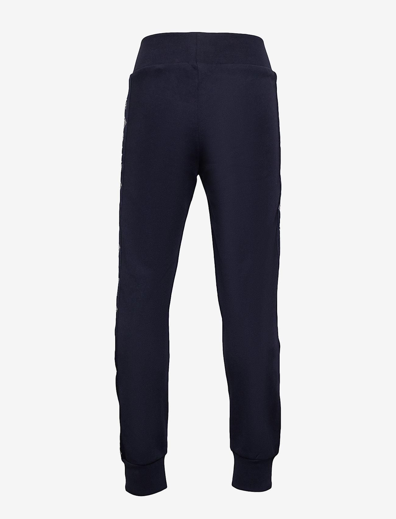 GANT - D1. LOCK UP STRIPE PANTS - jogginghosen - evening blue - 1