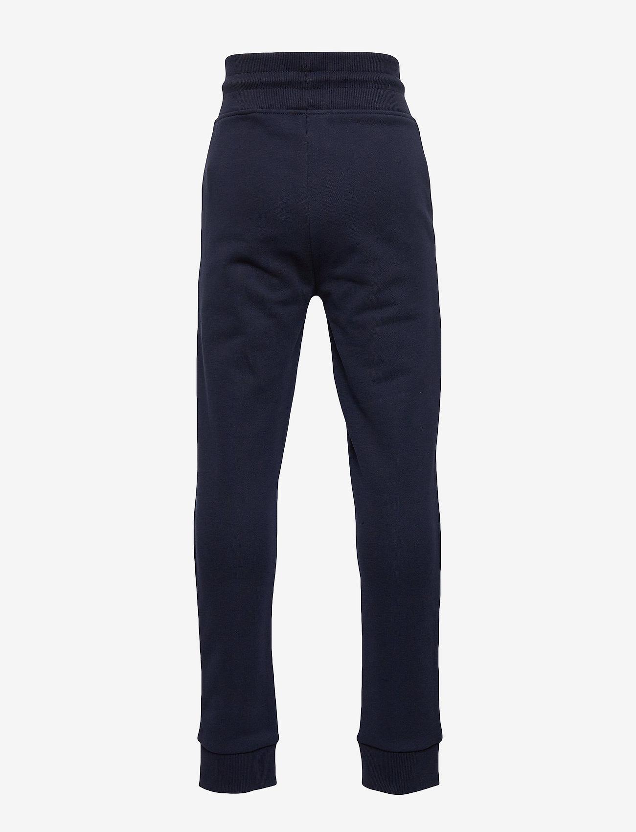 GANT - THE ORIGINAL SWEAT PANTS - sweatpants - evening blue - 1