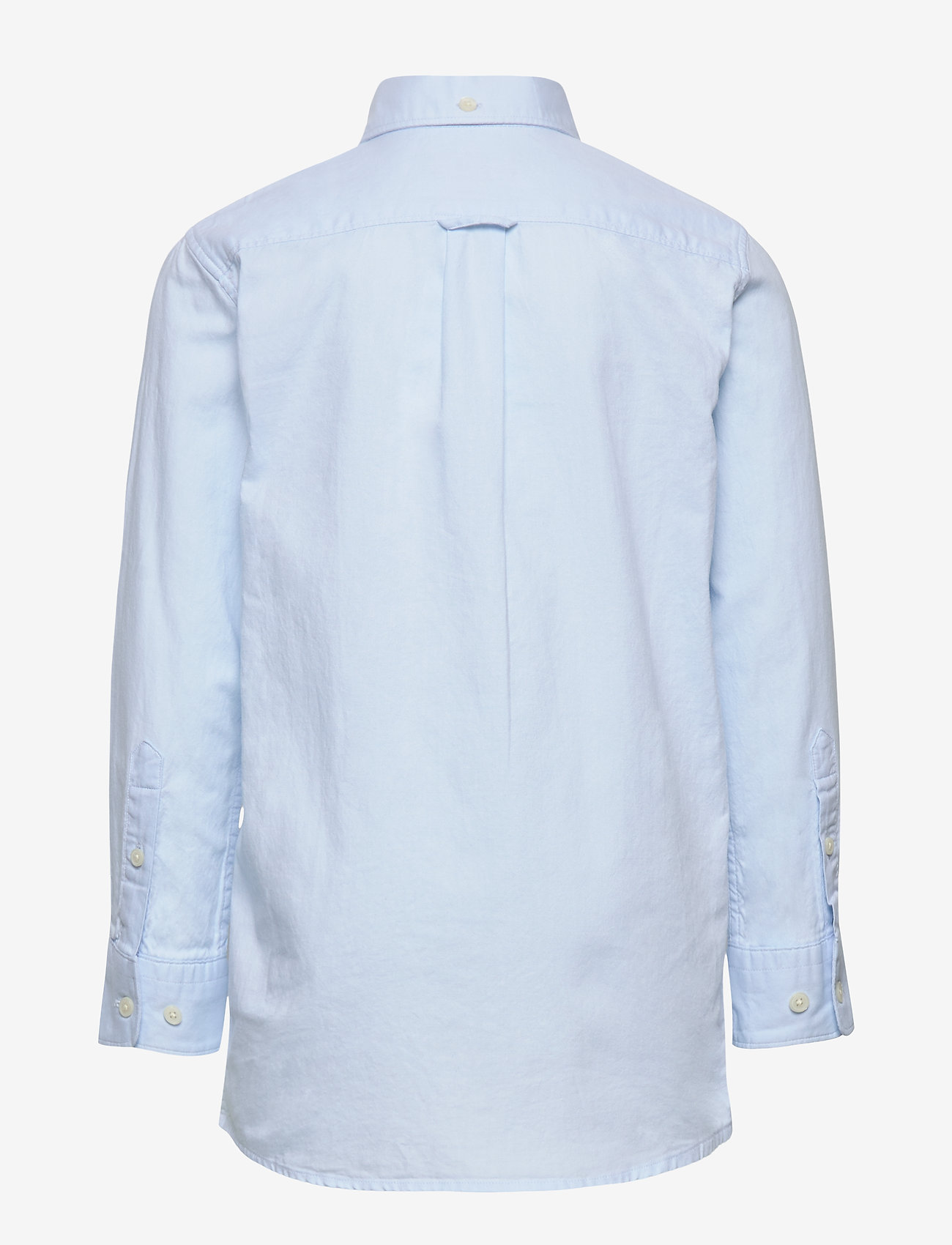 GANT - ARCHIVE OXFORD B.D SHIRT - shirts - capri blue - 1