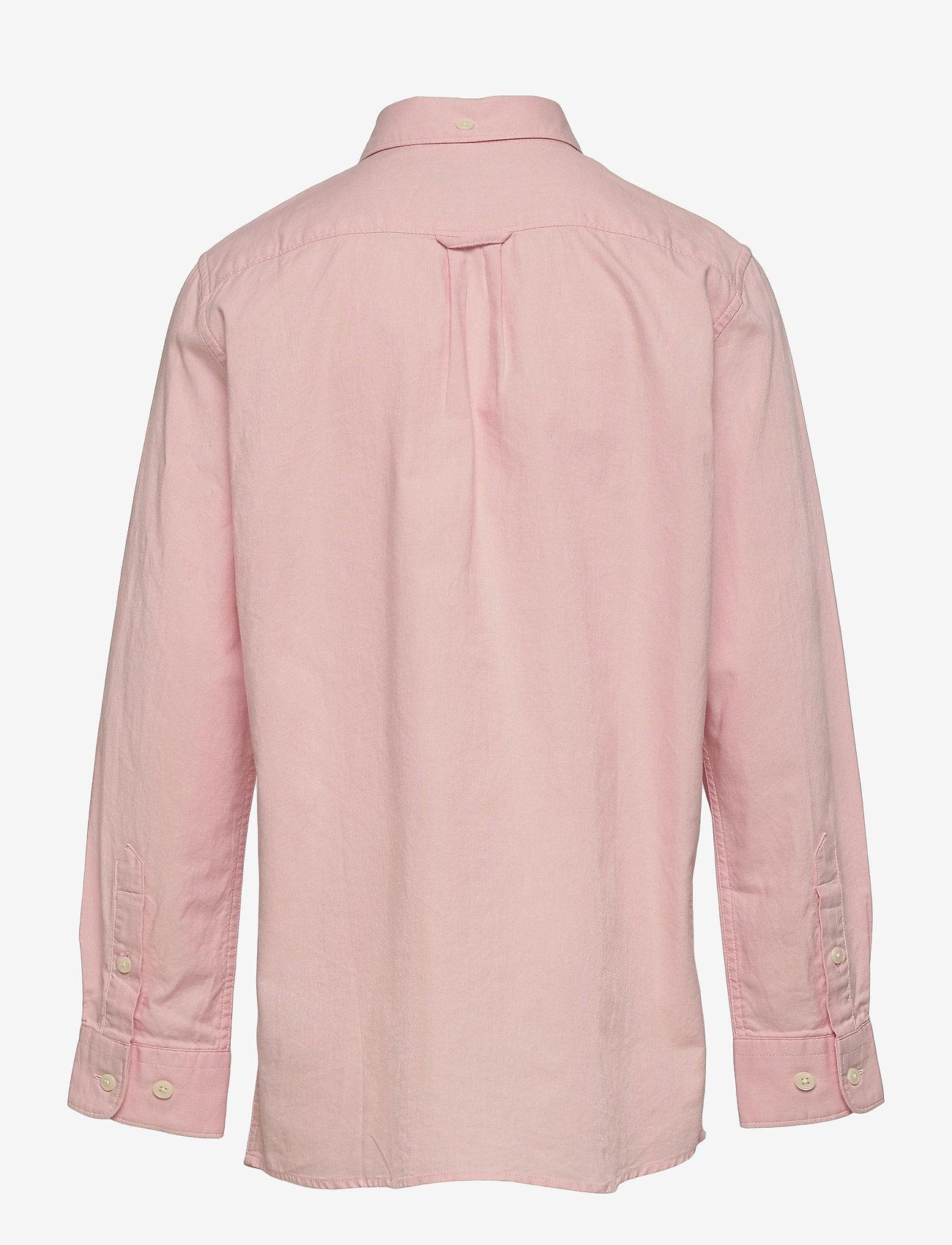 GANT - ARCHIVE OXFORD B.D SHIRT - shirts - quartz pink - 1