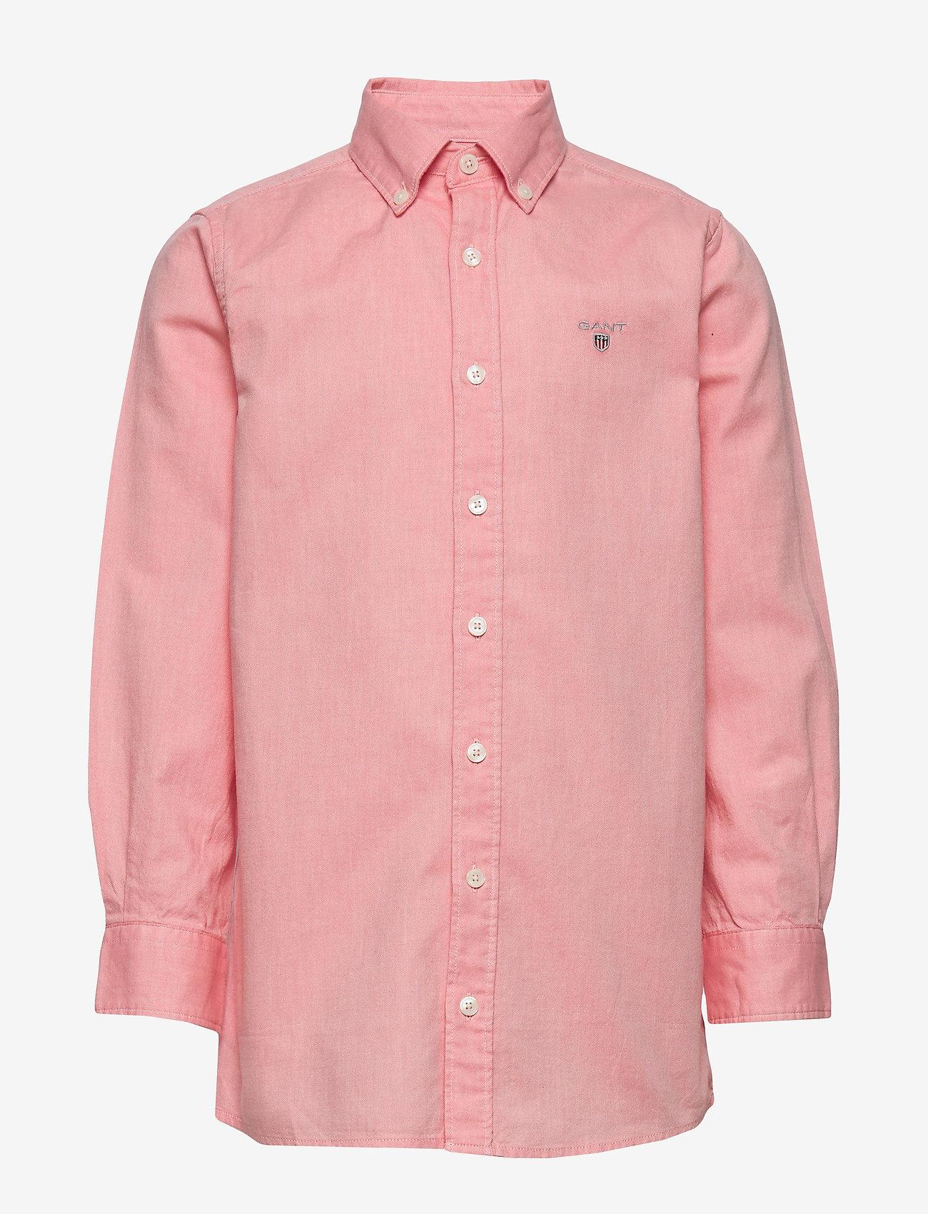 GANT - ARCHIVE OXFORD B.D SHIRT - hemden - strawberry pink - 0