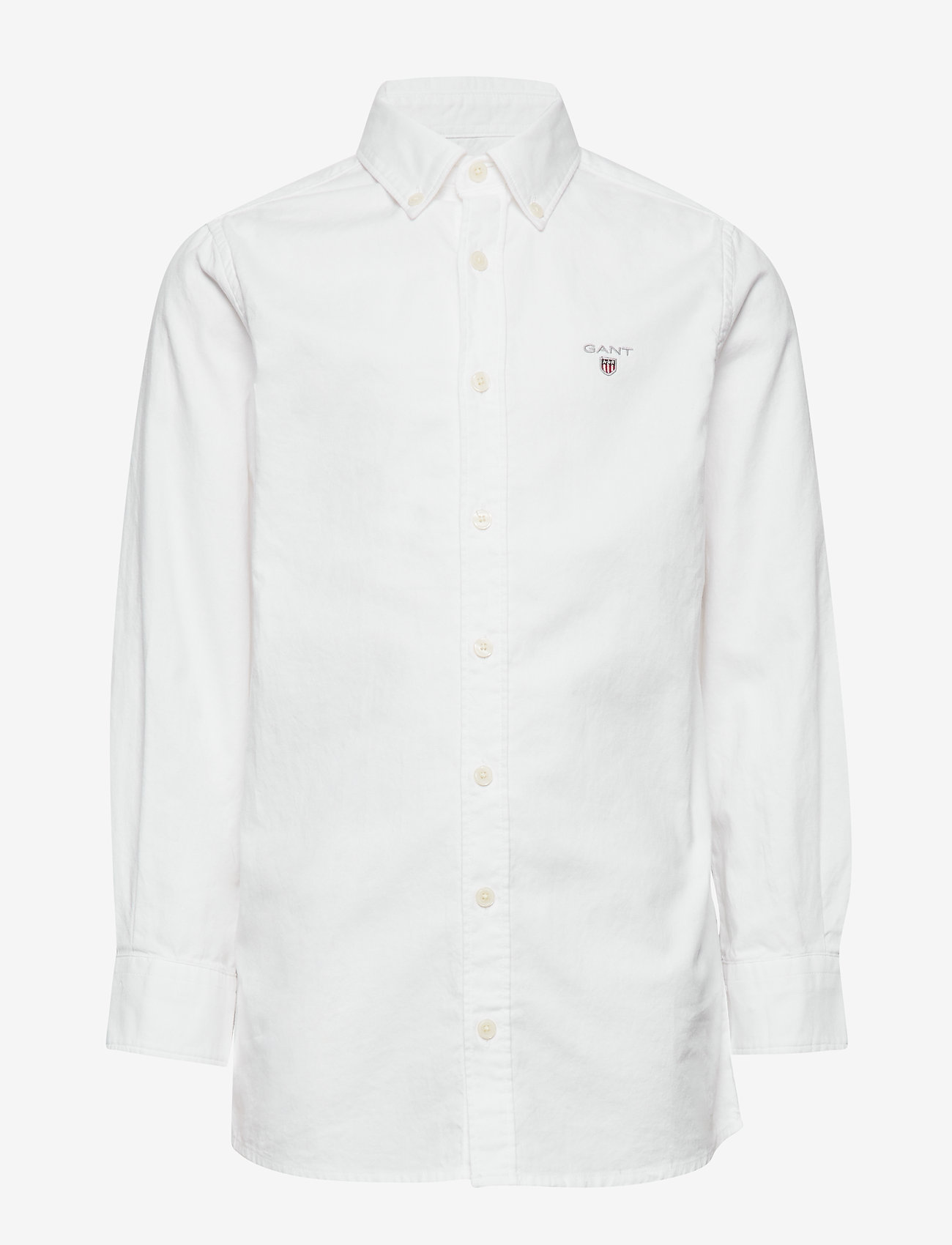 GANT - ARCHIVE OXFORD B.D SHIRT - overhemden - white - 0