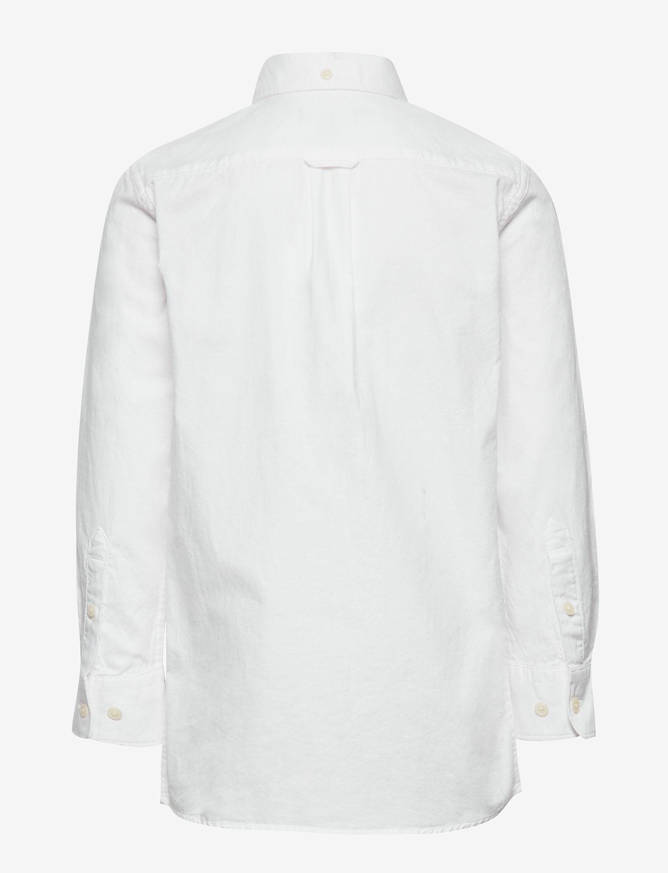 GANT - ARCHIVE OXFORD B.D SHIRT - overhemden - white - 1