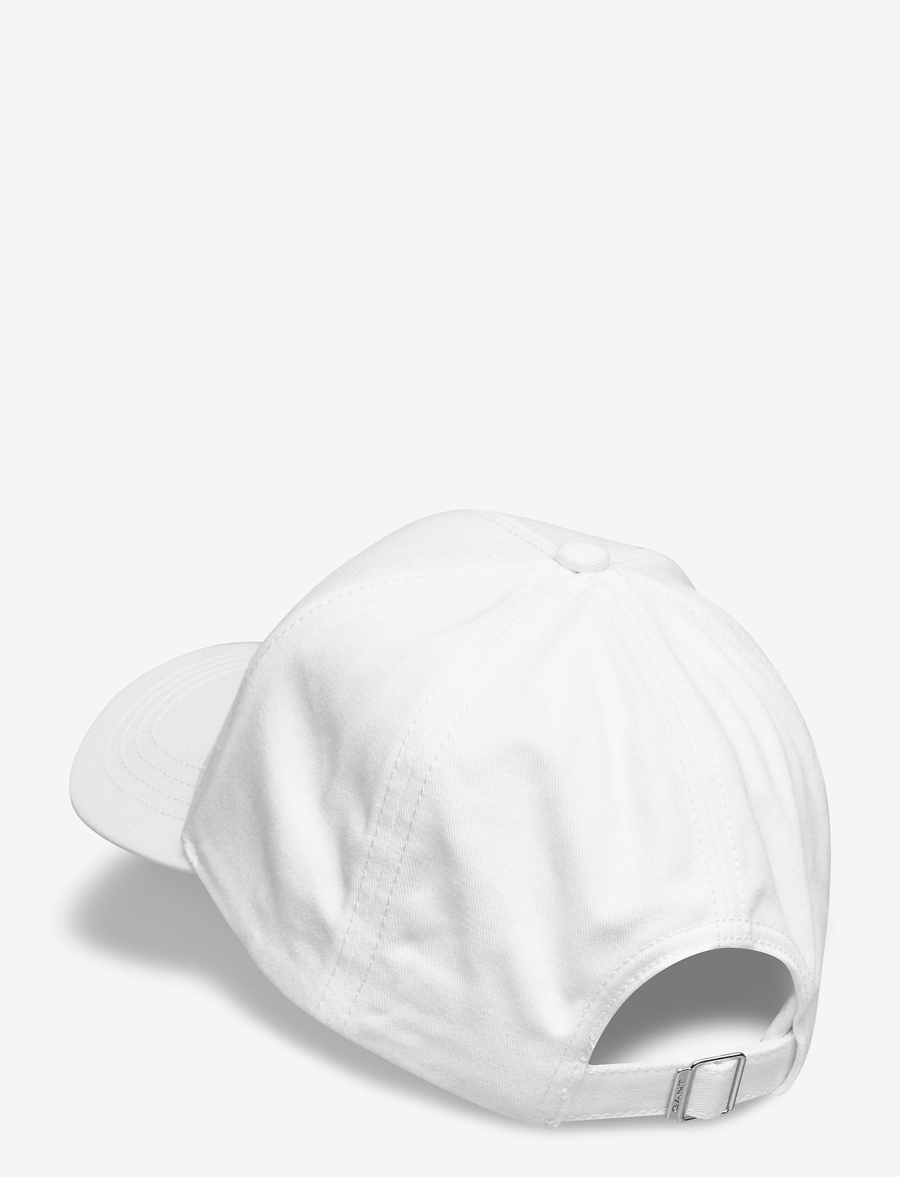 GANT - HIGH COTTON TWILL CAP - caps - white - 1