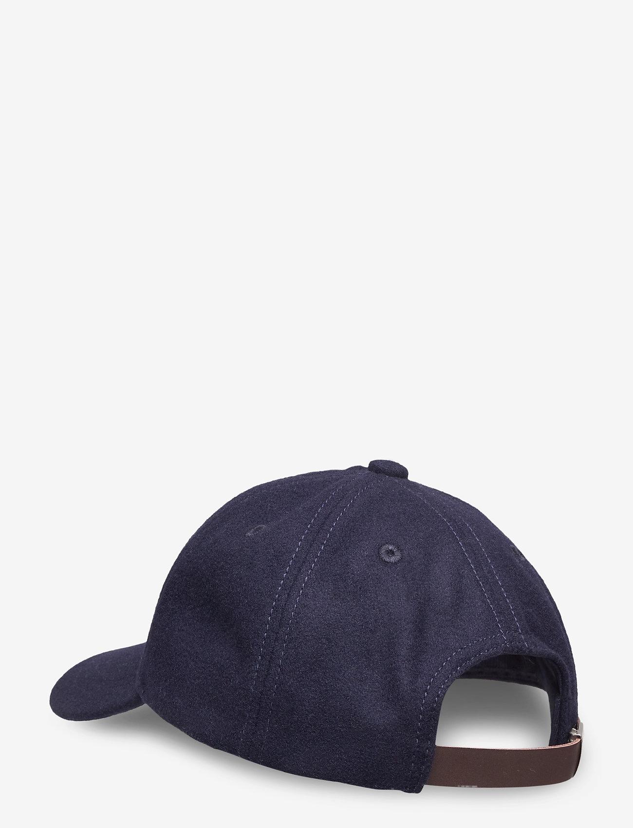 GANT - D1. GANT ARCHIVE SHIELD CAP - caps - classic blue - 1