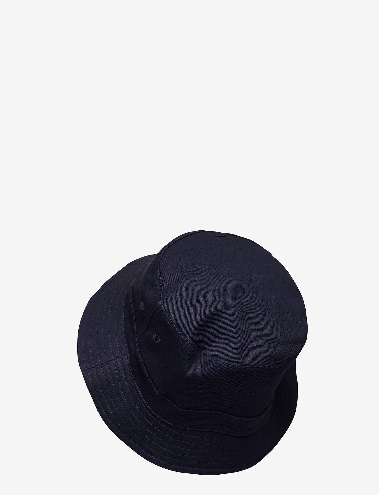 GANT - D1. BUCKET HAT - bucket hats - marine - 1