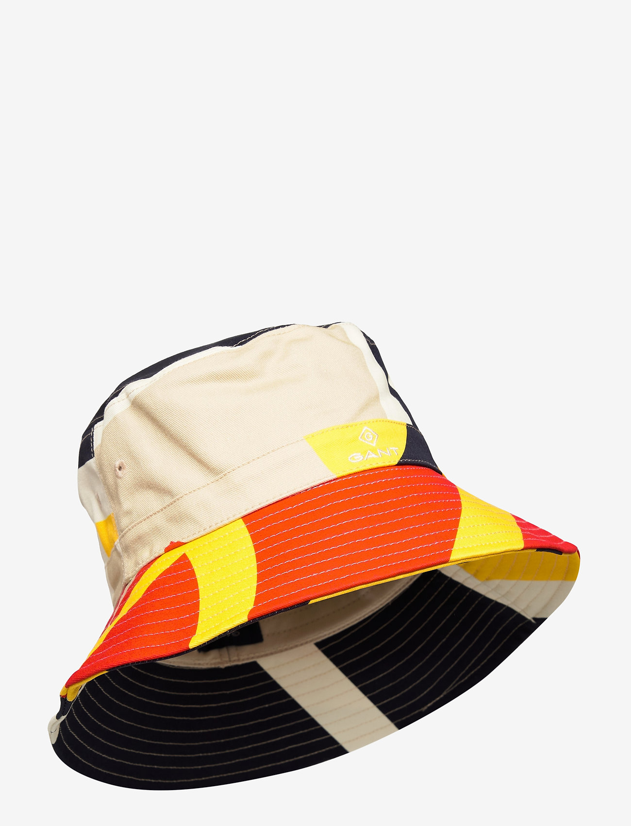 GANT - D1. RW BUCKET HAT - bucket hats - classic blue - 0