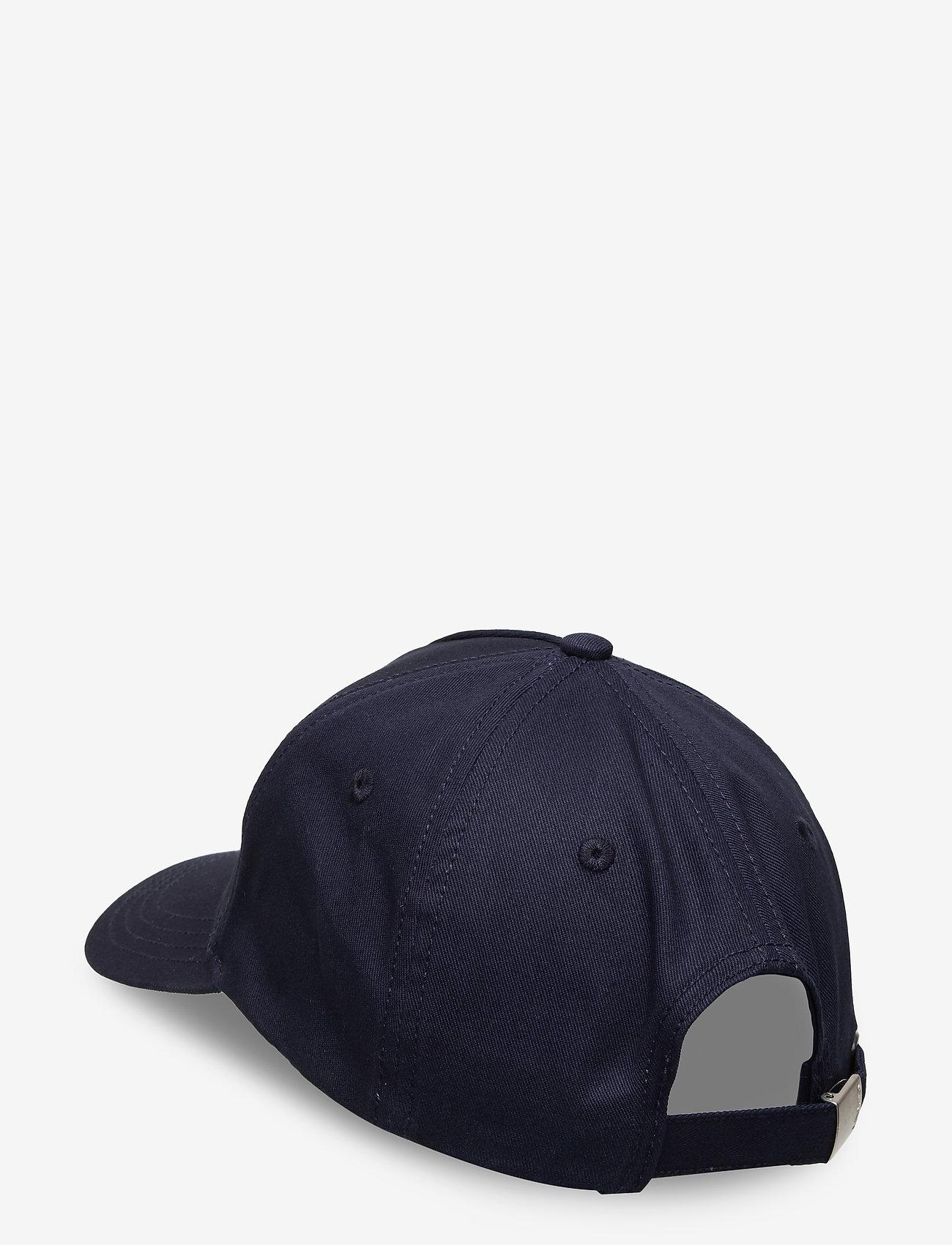 GANT - D1. ARCHIVE SHIELD COTTON CAP - caps - marine - 1