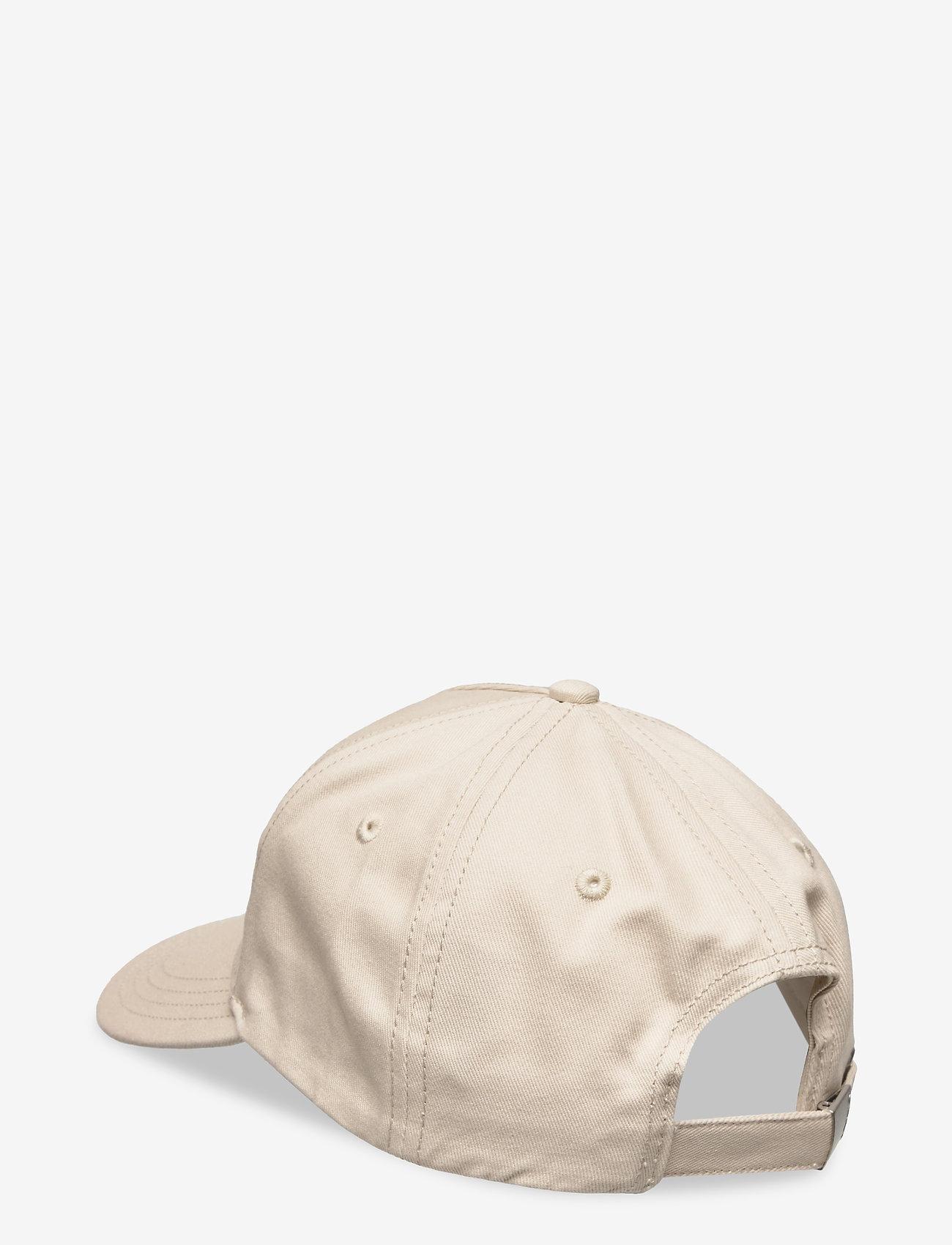GANT - D1. ARCHIVE SHIELD COTTON CAP - caps - putty - 1