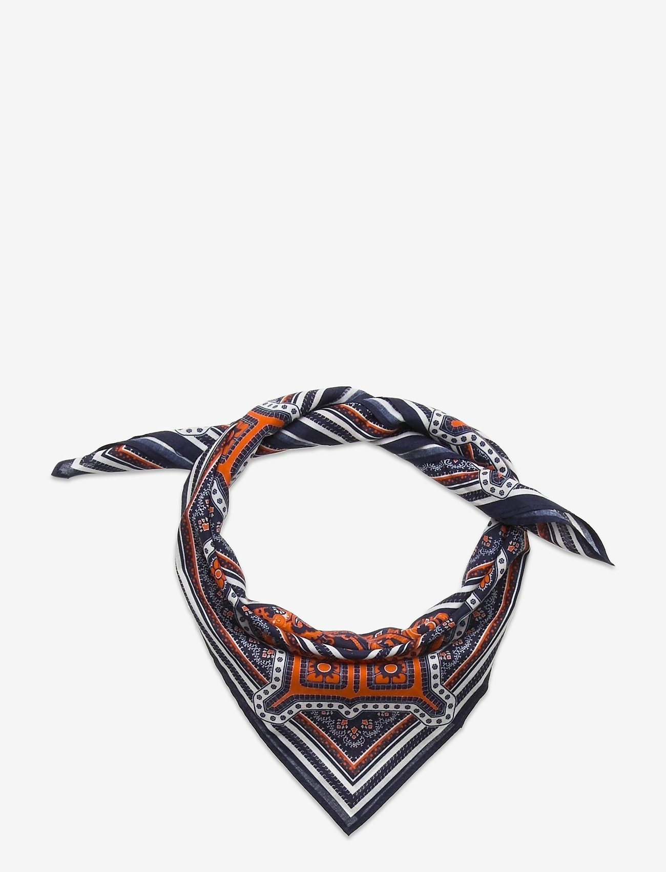 GANT - D1. COTTON BANDANA - scarves - dark orange - 0