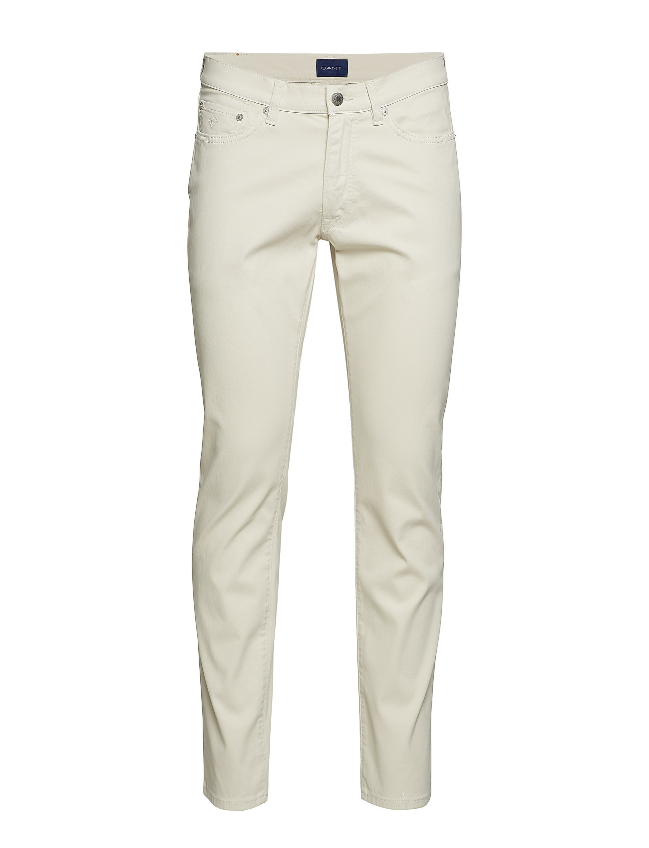 Gant D1. SLIM BEDFORD JEANS - PUTTY